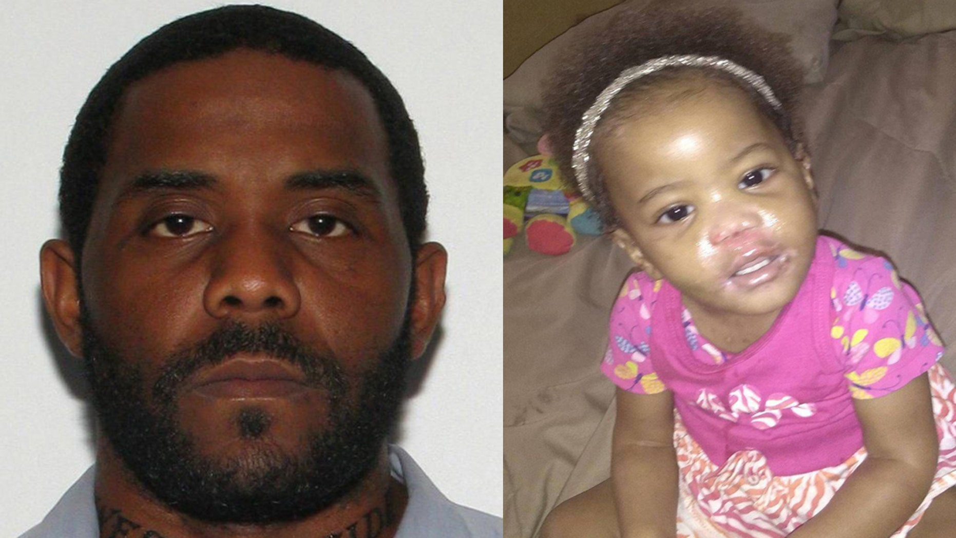 Travis Plummer, 37, appeared in a New Jersey courtroom Friday, charged with desecrating the remains of 23-month-old daughter Te'Myah Layauna Plummer, authorities said.