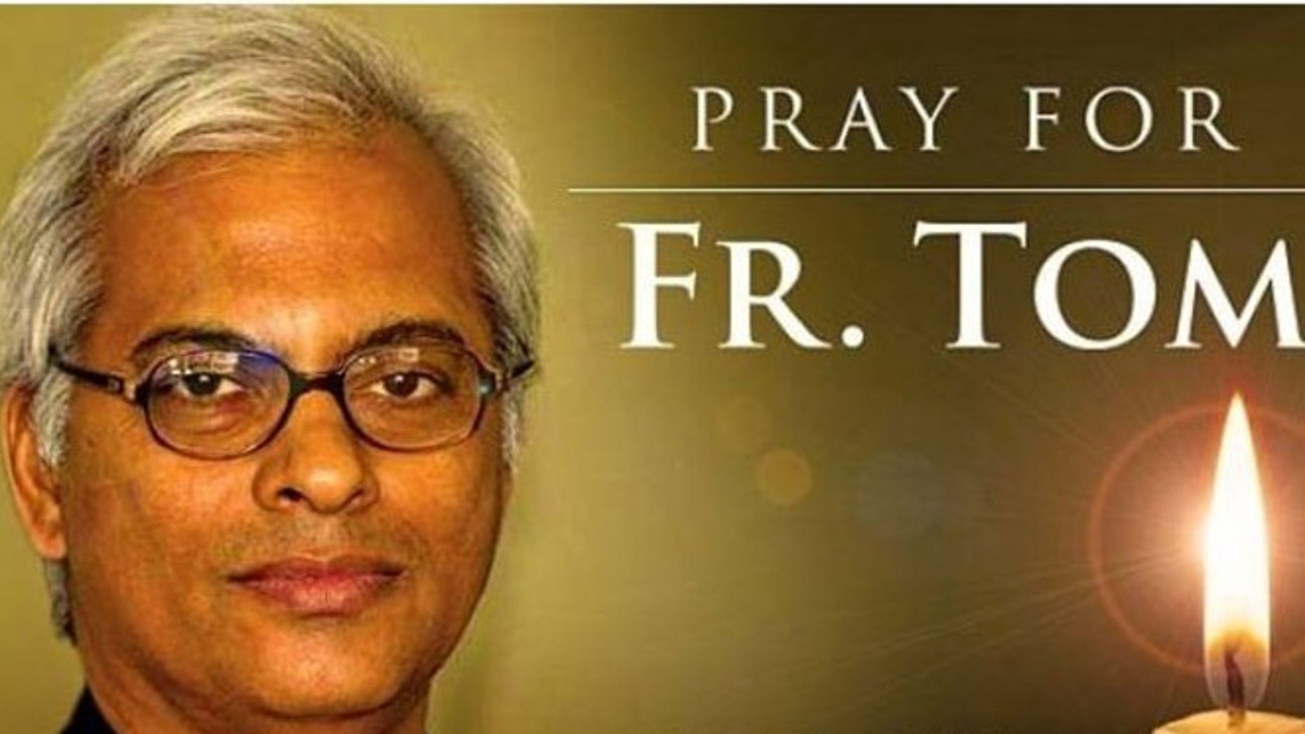 Father Tom Uzhunnalil is alive, according to an Indian government official.