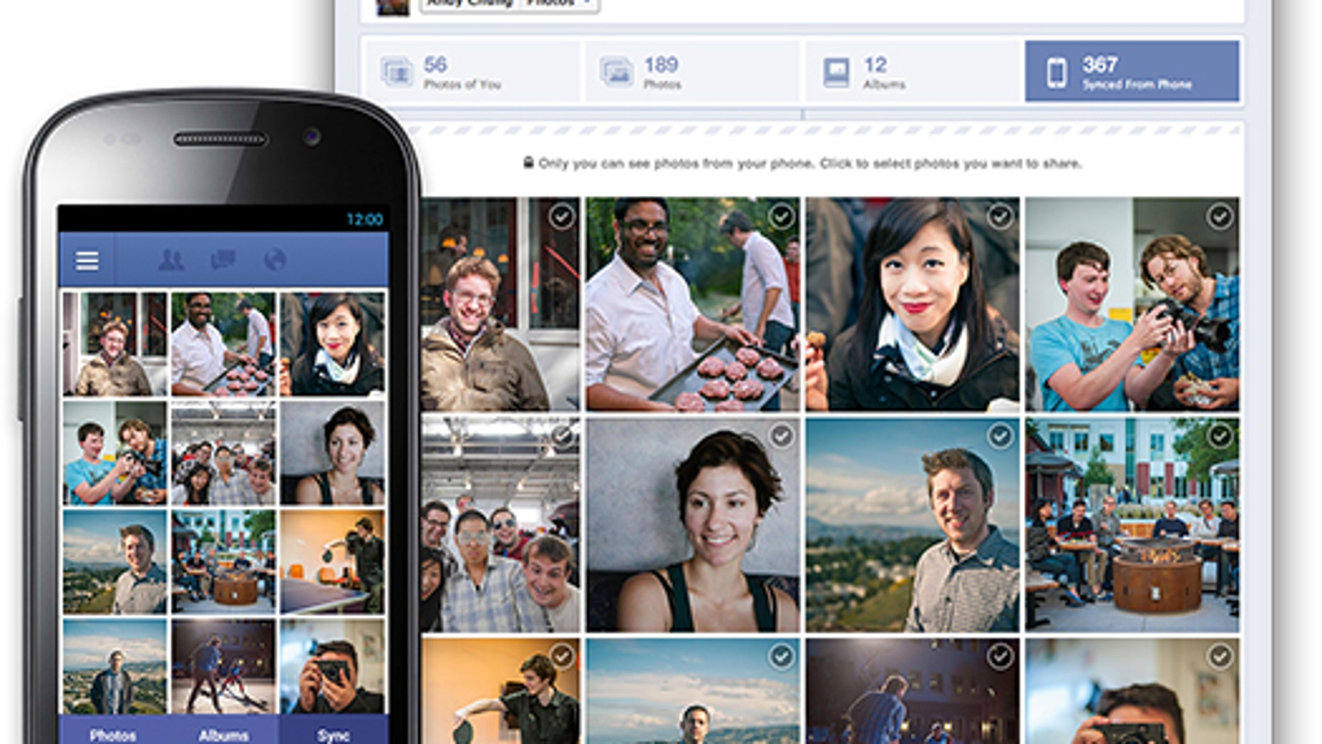 photostream for android
