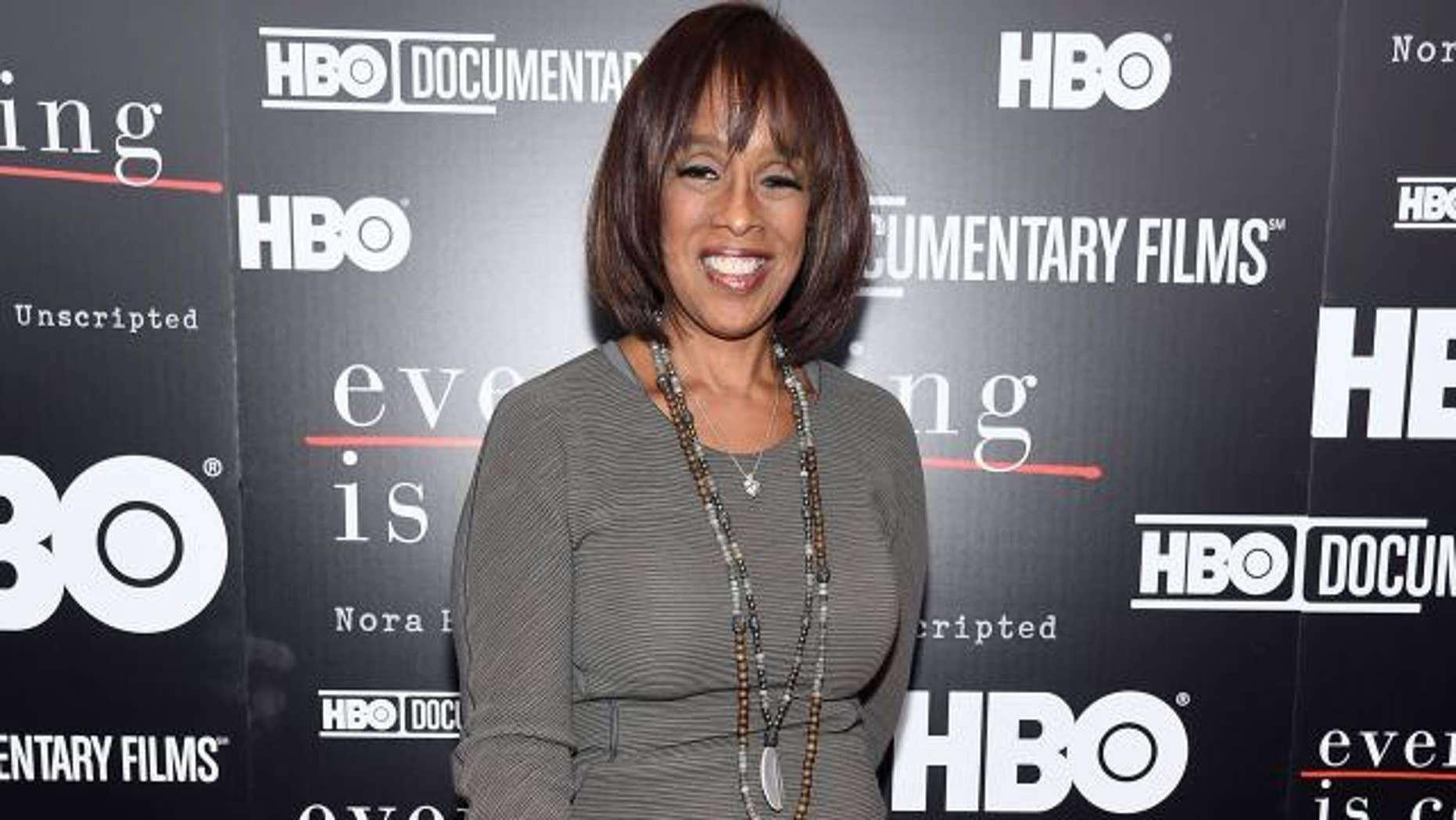 Gayle King has lost nearly 28 pounds on Weight Watchers.