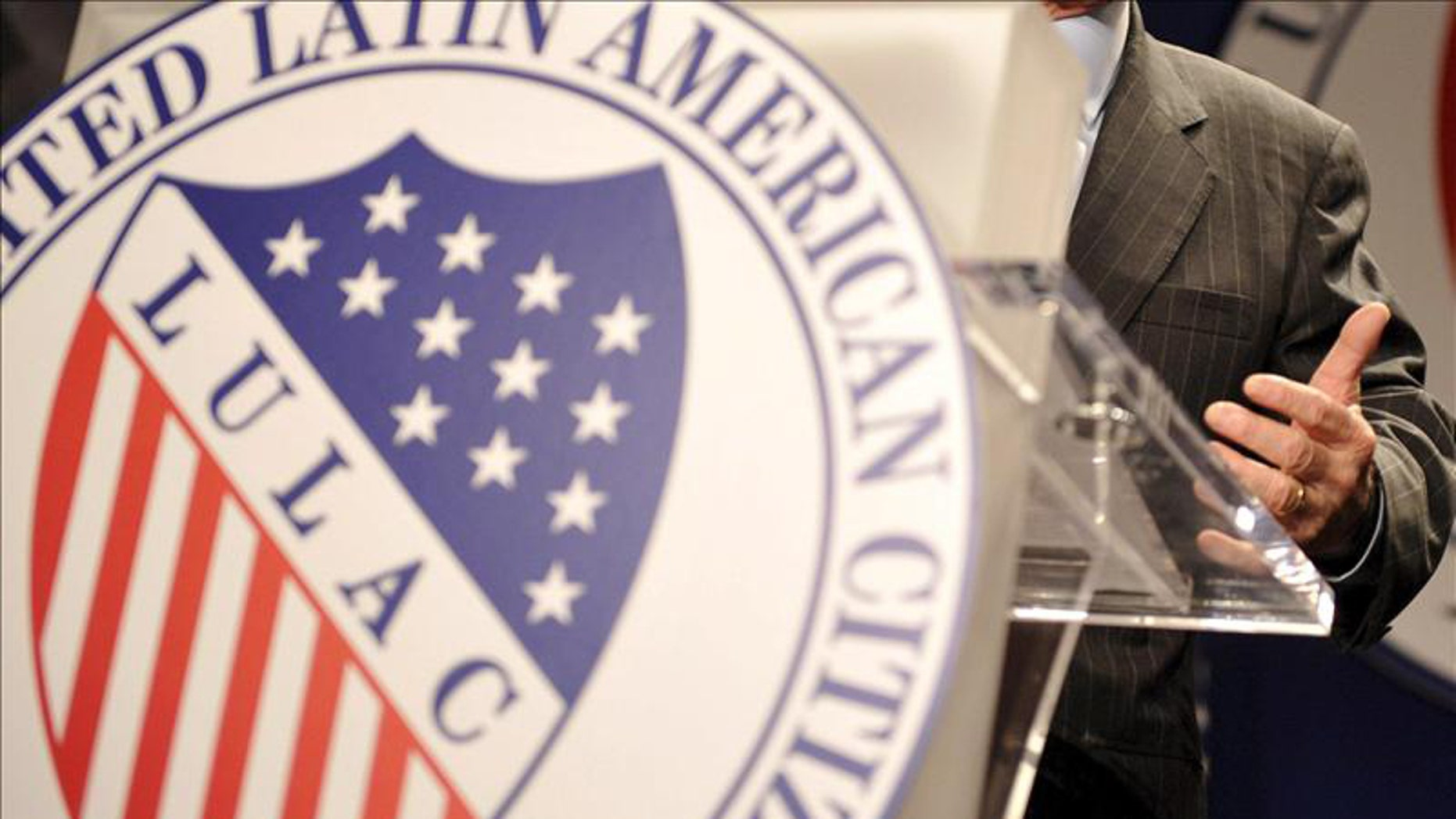 Newly elected LULAC president wants to unify nation's oldest
