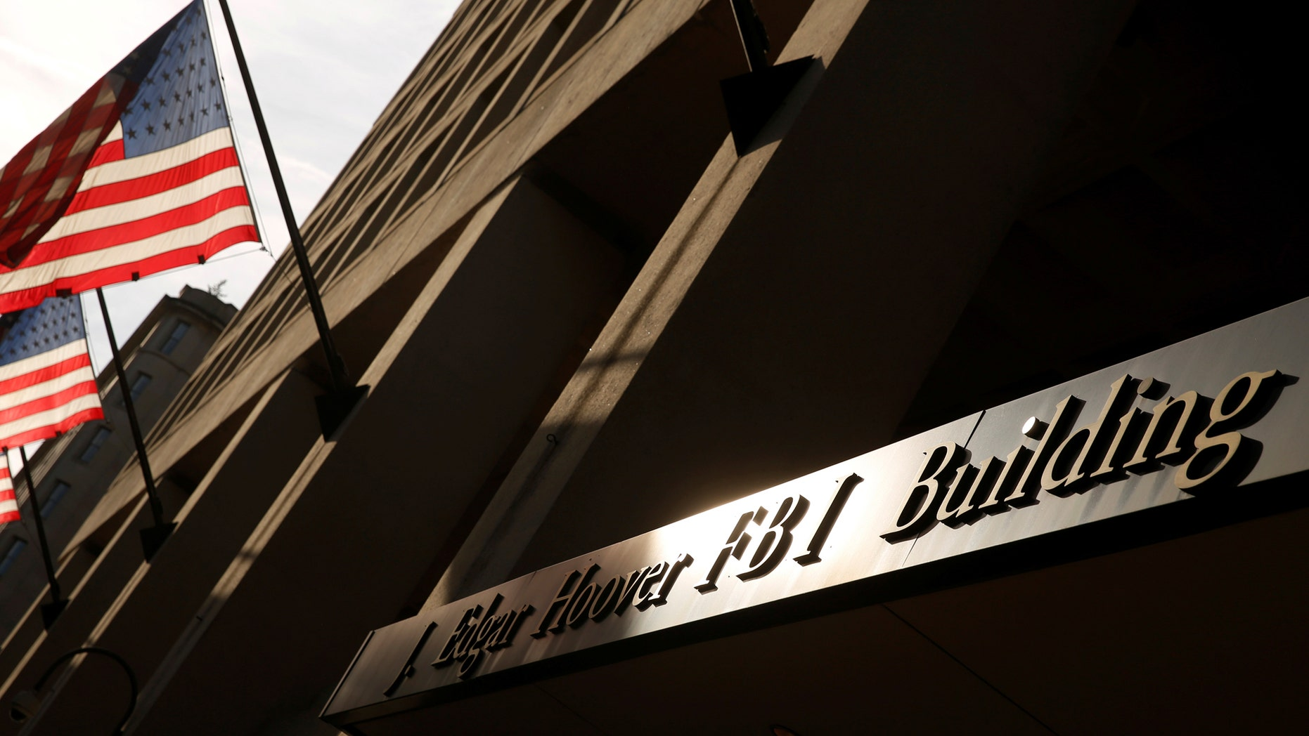 File photo: A general view of the Federal Bureau of Investigation (FBI) building in Washington, U.S. May 9, 2017. (REUTERS/Jonathan Ernst)