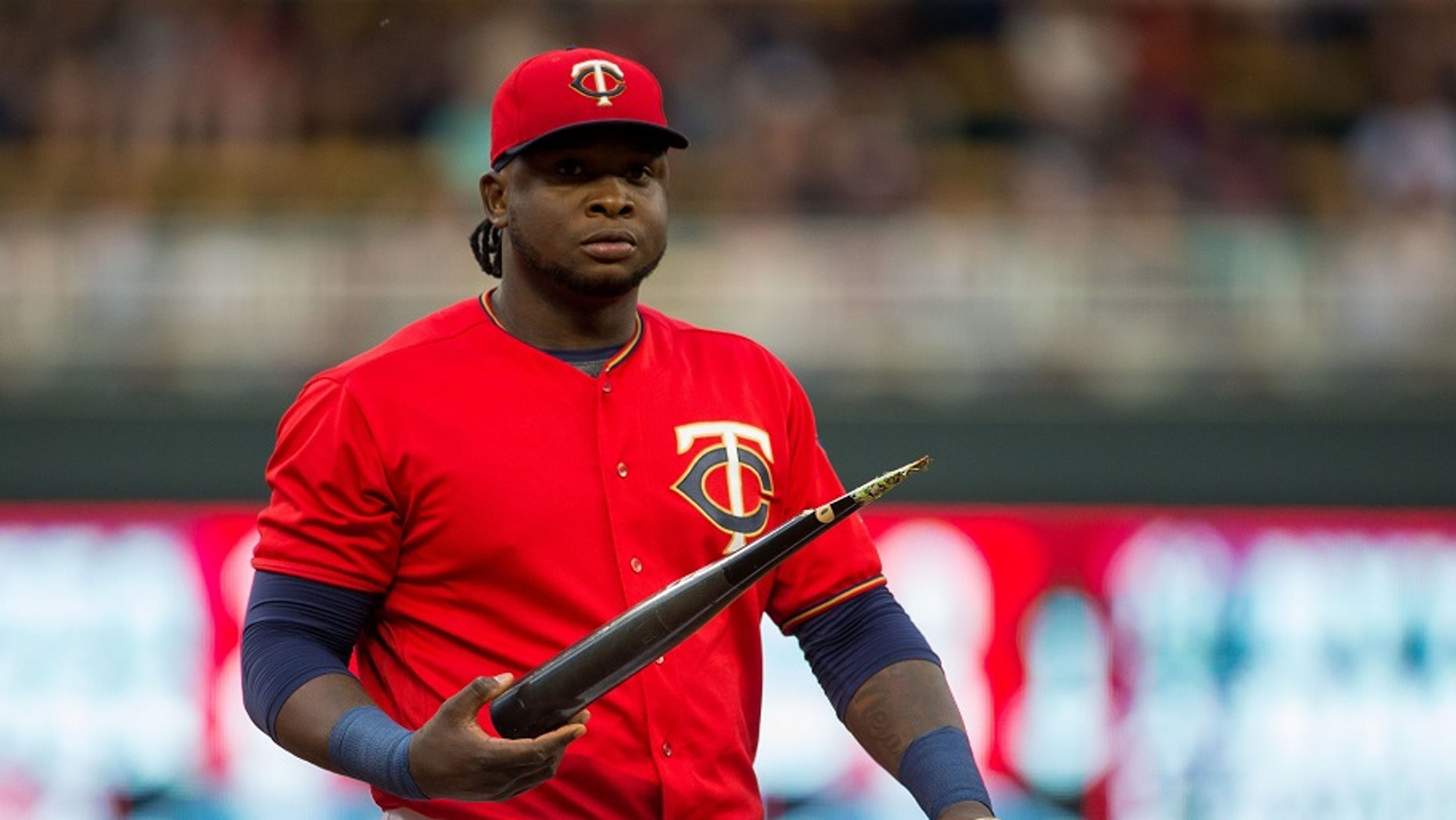 Minnesota Twins' third baseman Miguel Sano was accused of sexual misconduct by a sports photographer.