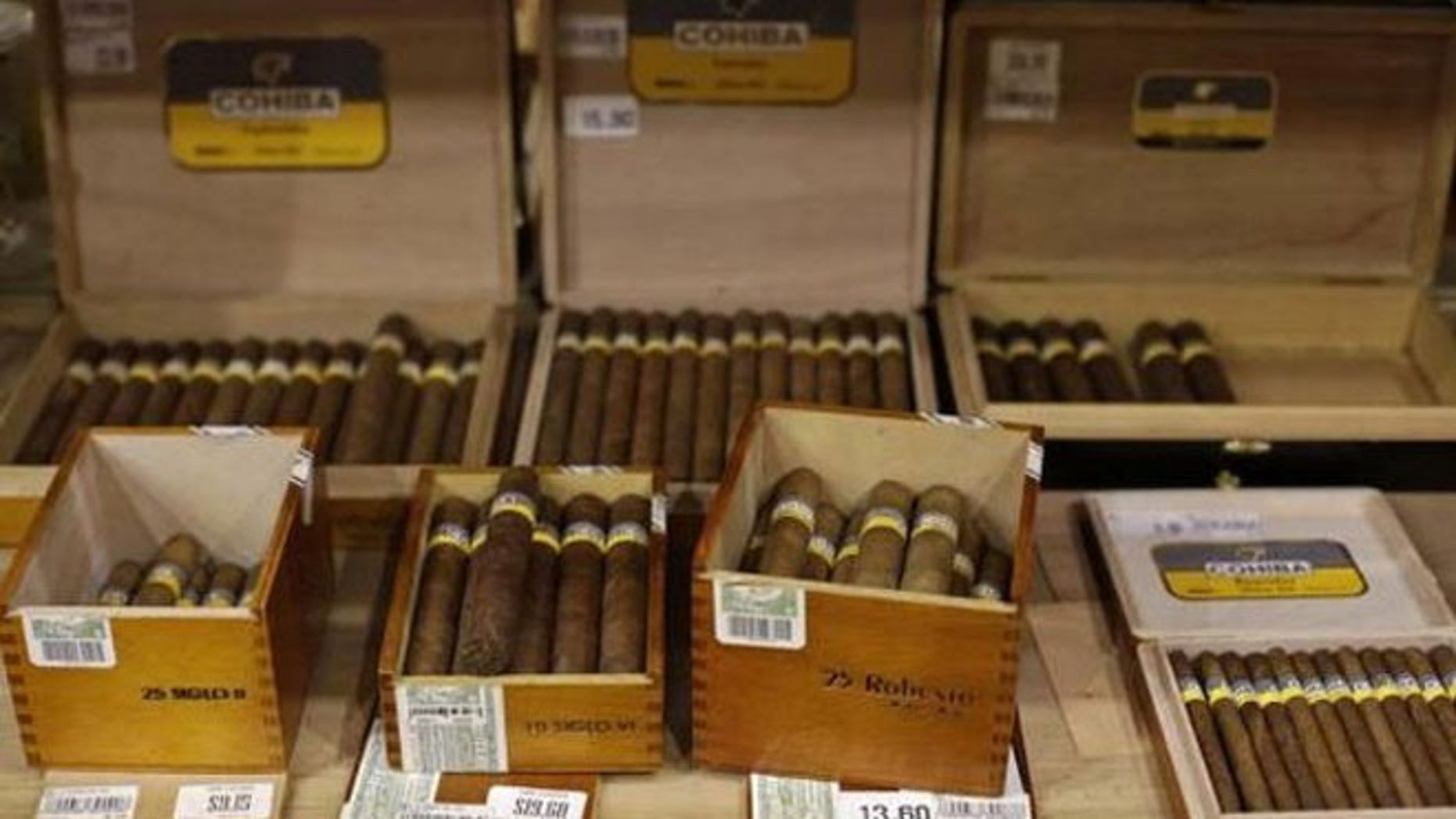 Americans are now able to bring back $100 worth of Cuban cigars.
