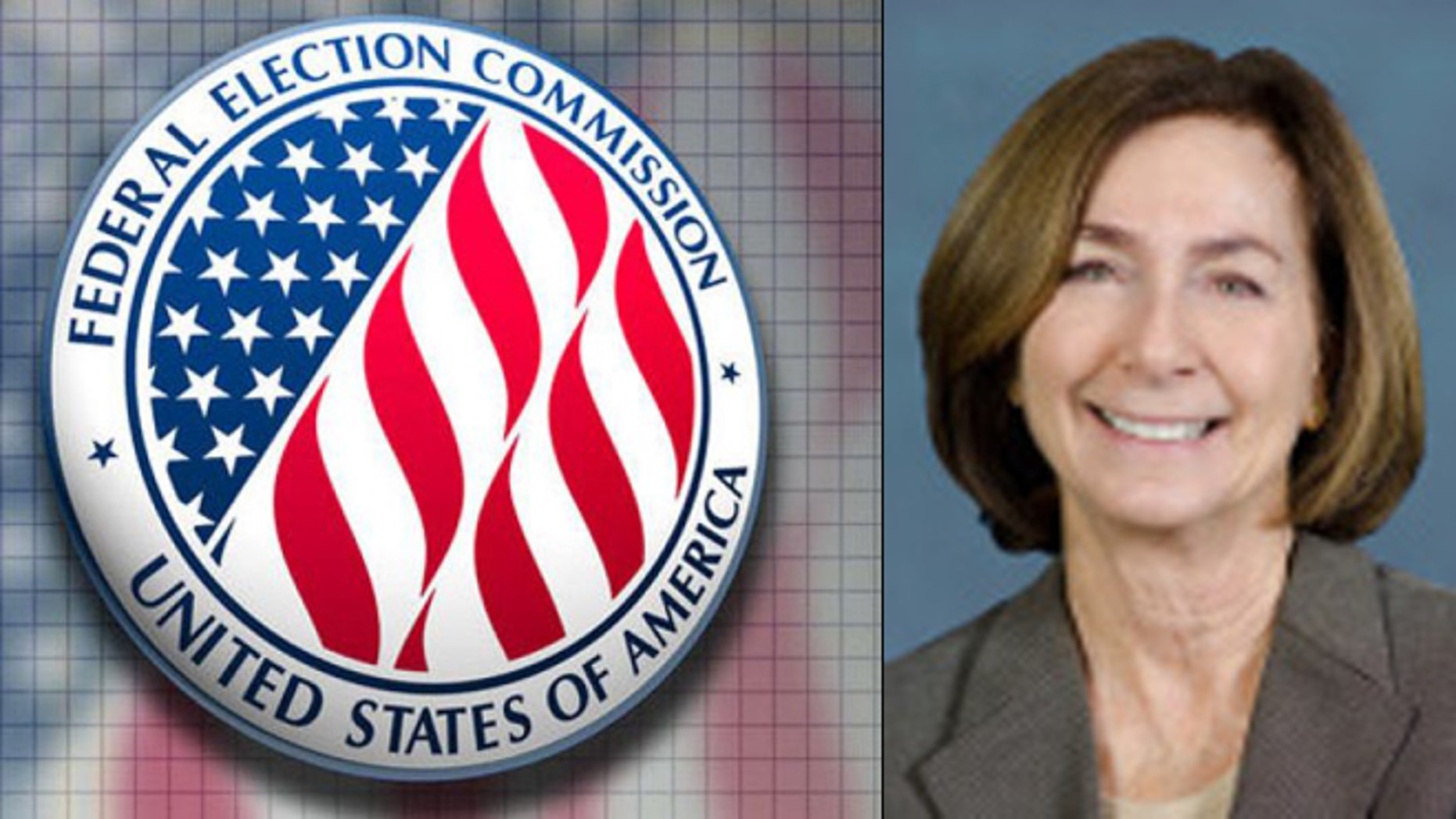 Shown at right is FEC Chairwoman Ann Ravel.