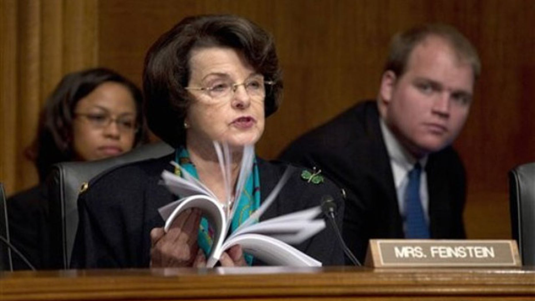 Feinstein Speaks Out On Iran >> Feinstein Questions Whether Iran Backing More Plots In Wake Of