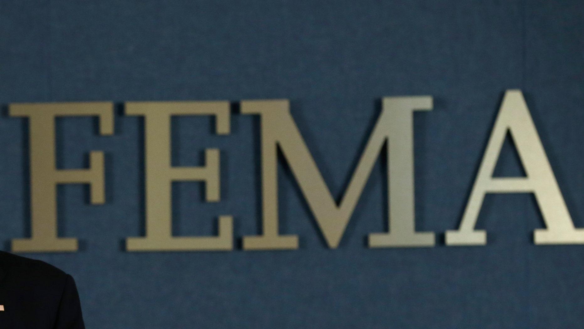 Federal Emergency Management Agency (FEMA) in Washington