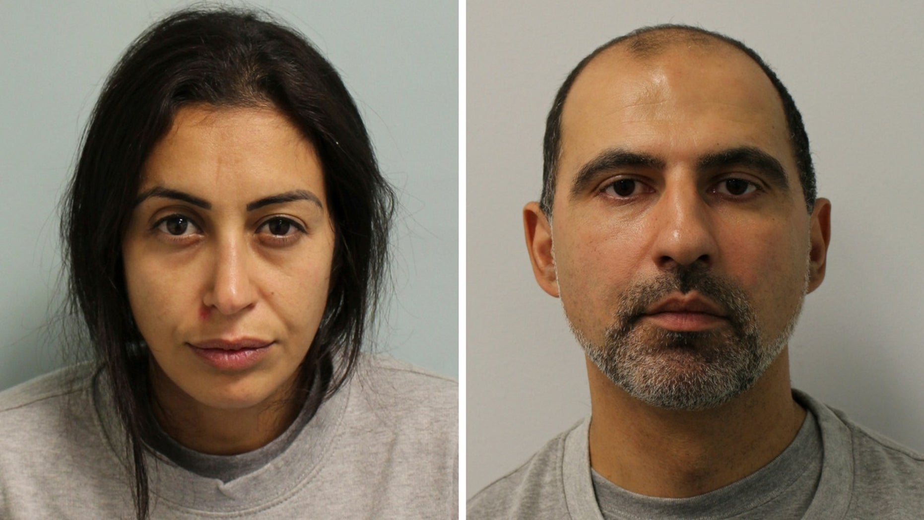 Sabrina Kouider, 35, and Ouissem Medouni, 40, were convicted by a jury at the Central Criminal Court of killing au pair Sophie Lionnet, 21.