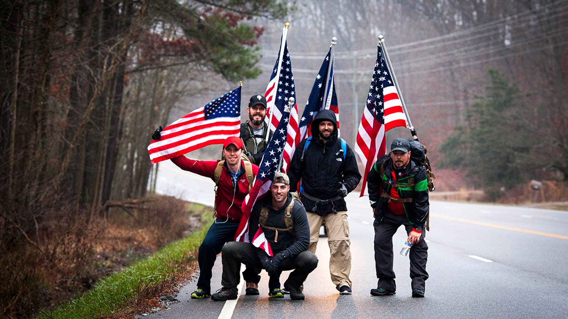 Vic Wise and friends will again trek 106 miles for the Navy SEAL Foundation.