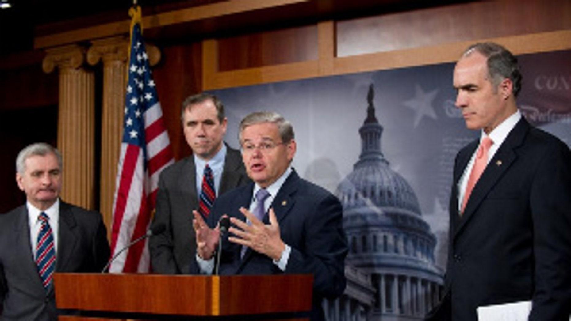 Sen. Menendez Senate Website)