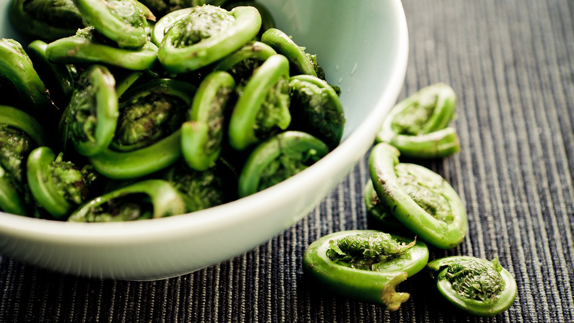 Fiddleheads are one of the season's most desired greens — just make sure you know how to prepare them.