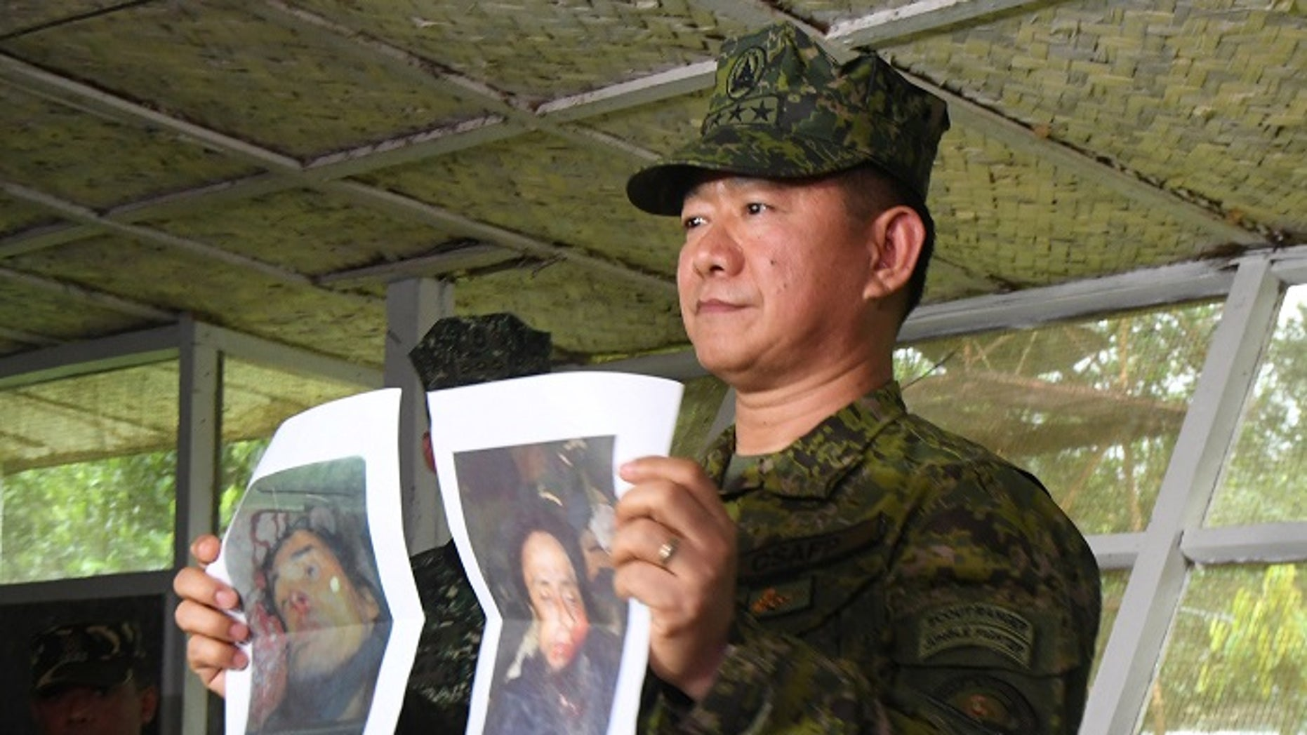 DNA tests have confirmed the killing of one of the FBI's most-wanted terror suspects, who the Philippine military reported was killed by Filipino troops in a final battle to quell an Islamic State group-linked siege in southern Marawi city, U.S. and Philippine officials said Saturday.