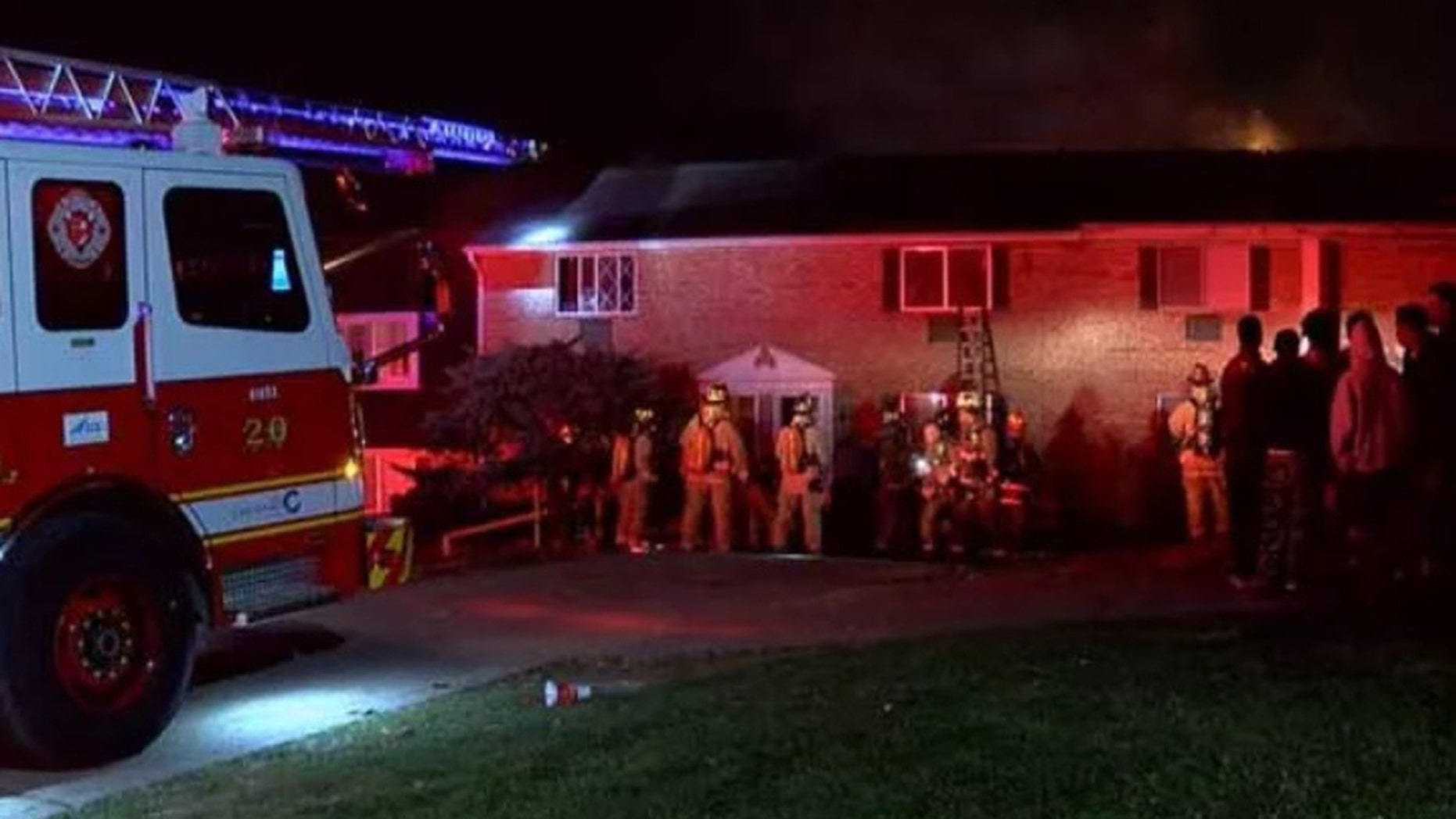 A teen accidentally set his apartment on fire after he tried to kill a bed bug with alcohol and a match.