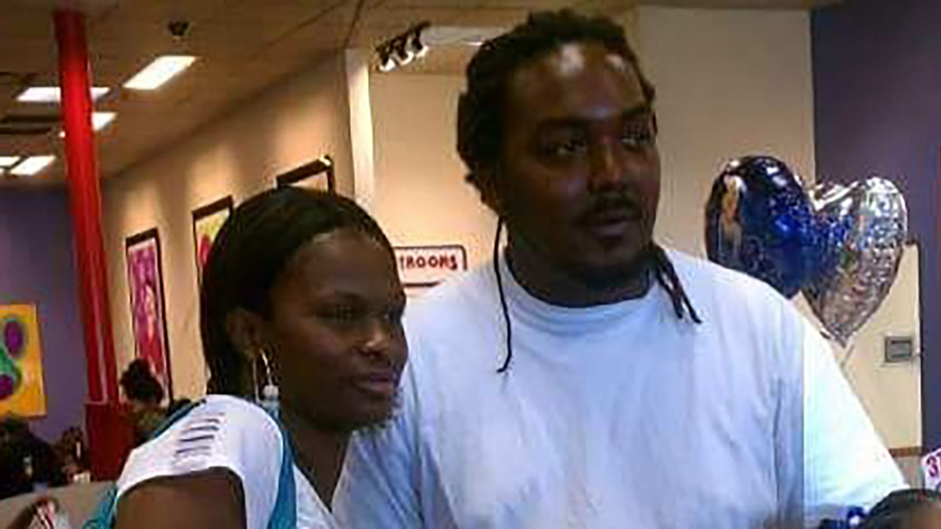 Gregory Hill, right, was shot and killed by a Florida deputy in 2014.