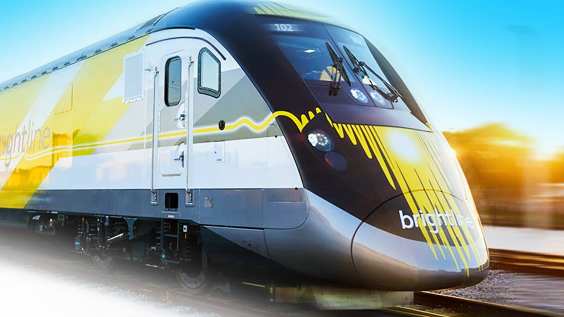 Florida's Brightline rail service began operating in January.