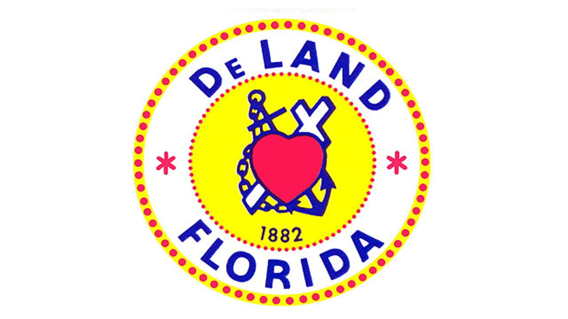 The city of DeLand, Fla., is fighting to keep its 131-year-old city seal, which shows a cross, a heart, and an anchor. Americans United for Separation of Church and State argues the symbols promote Christianity and should be removed.