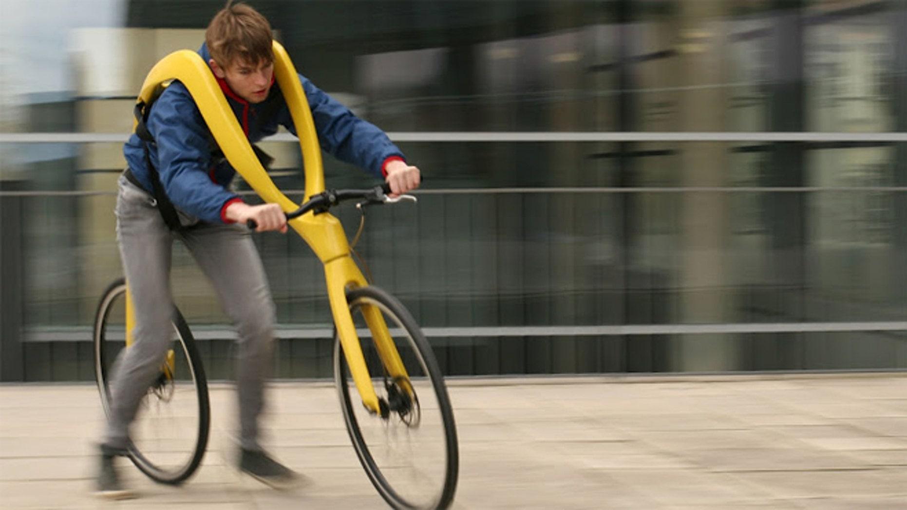 The Fliz concept bike.