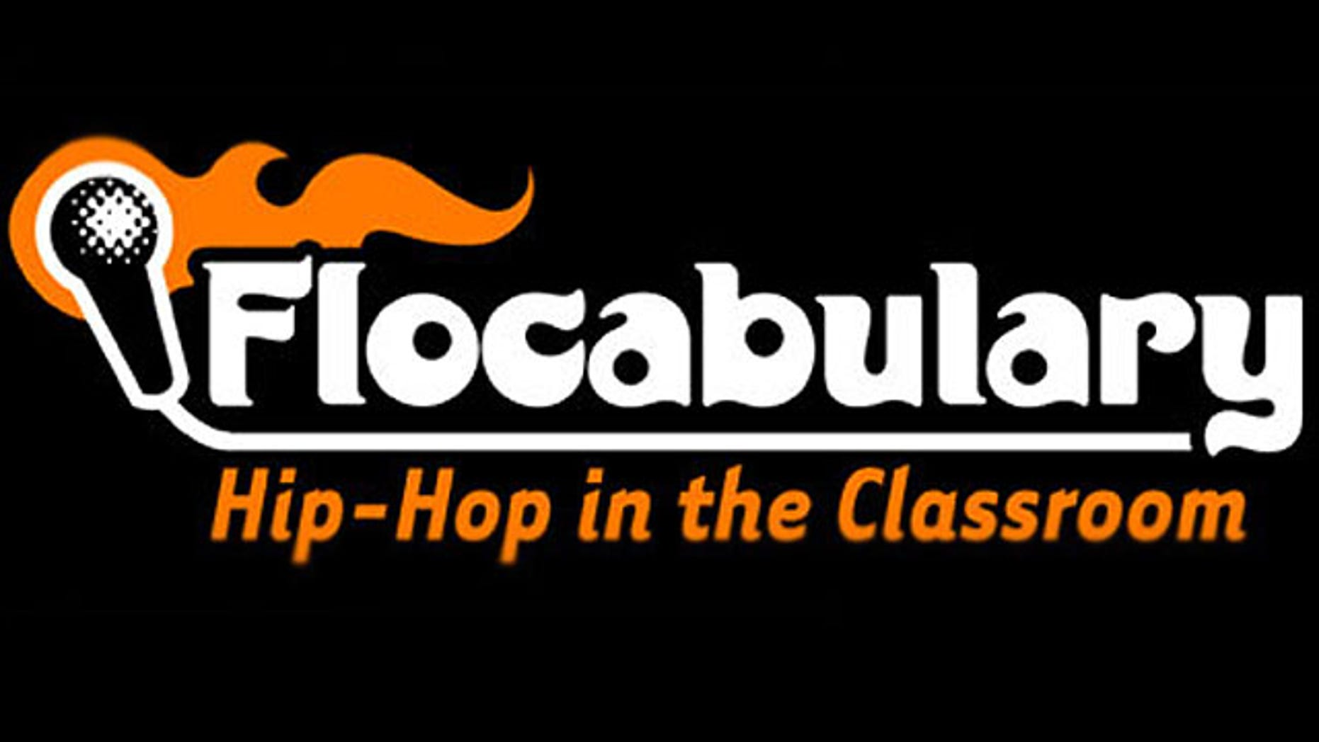 The program known as Flocabulary is an educational tool that uses rap and hip-hop music to help students learn.