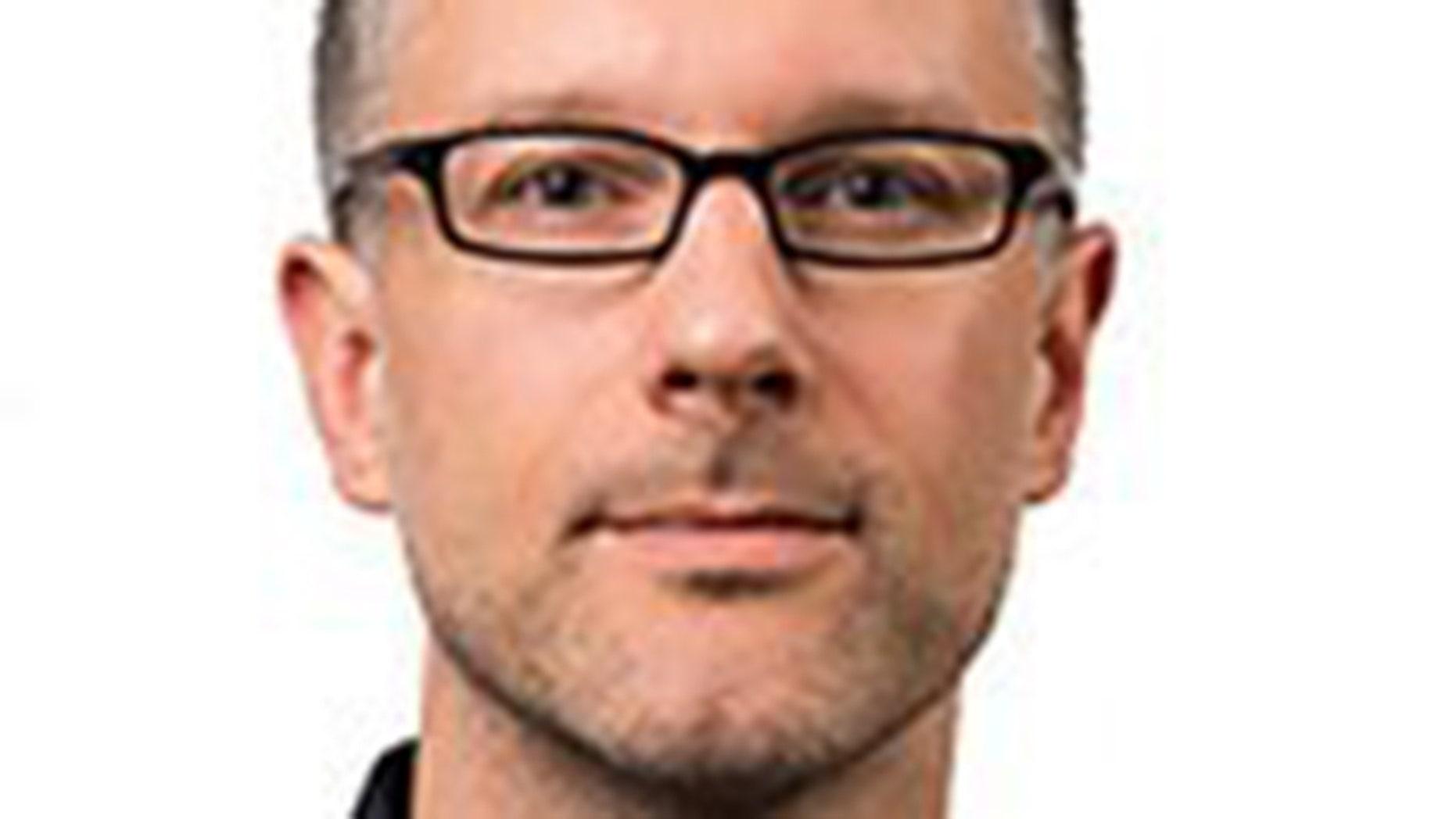 Professor Florian Jaeger.