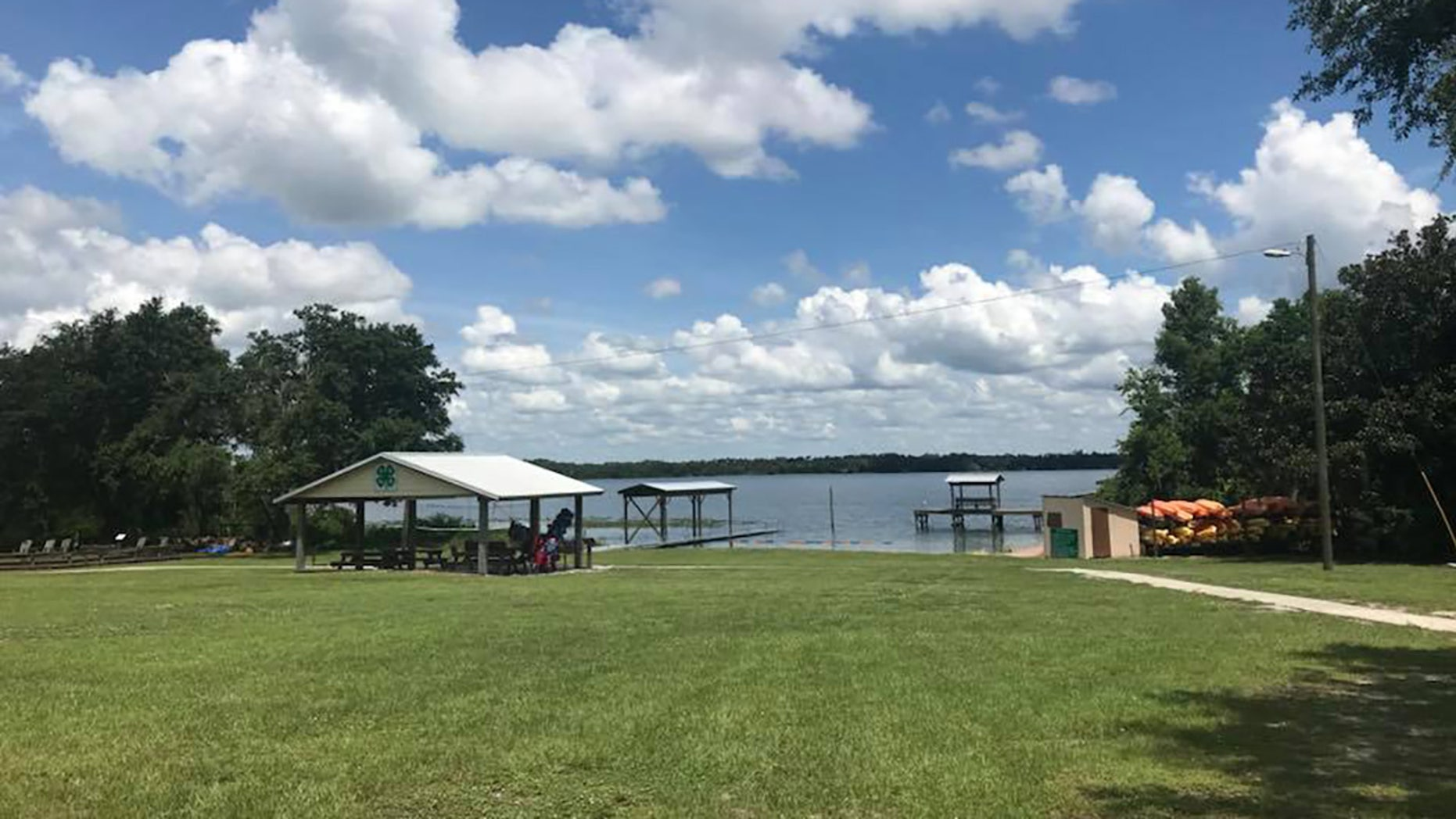 More than two dozen children suddenly fell ill Thursday at the 4-H Camp Cloverleaf in Lake Placid, Fla.