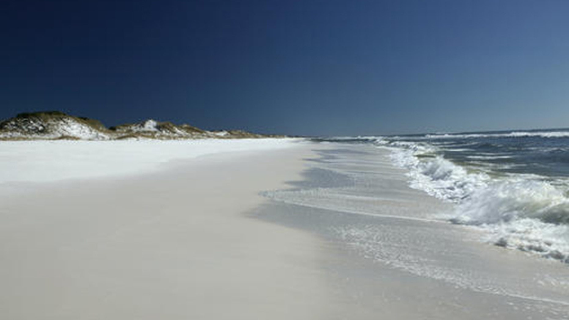 This undated photo provided by Visit South Walton shows Grayton Beach on Florida's Panhandle on the Gulf Coast. Grayton Beach State Park is No. 6 on the list of top beaches for the summer of 2016 as compiled by Stephen Leatherman, also known as Dr. Beach, a professor at Florida International University. (David Bailey Photography/Visit South Walton via AP)