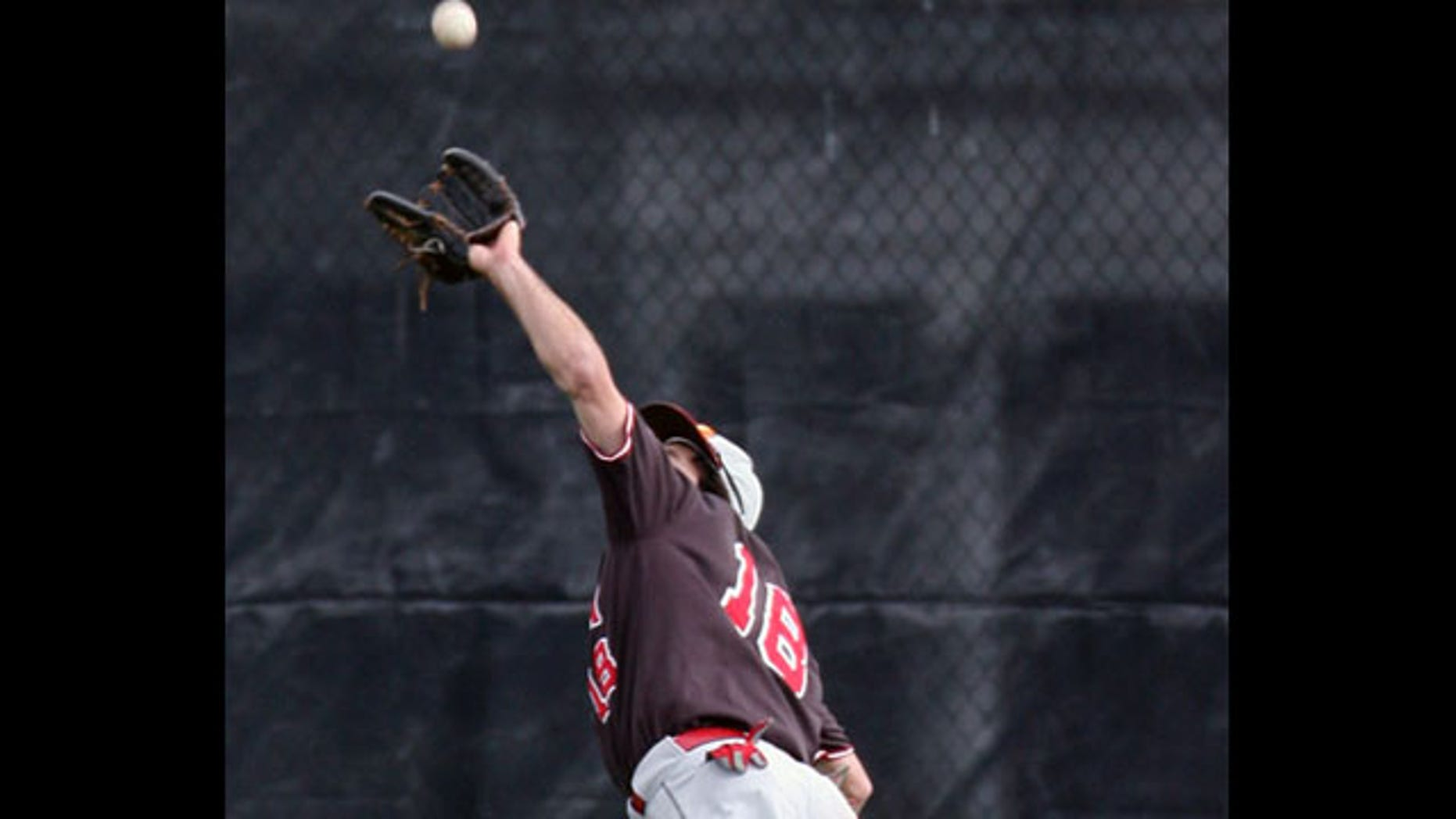 Researchers at Brown tested the three theories explaining how outfielders judge fly balls. It turns out to be a matter of optical acceleration cancellation.