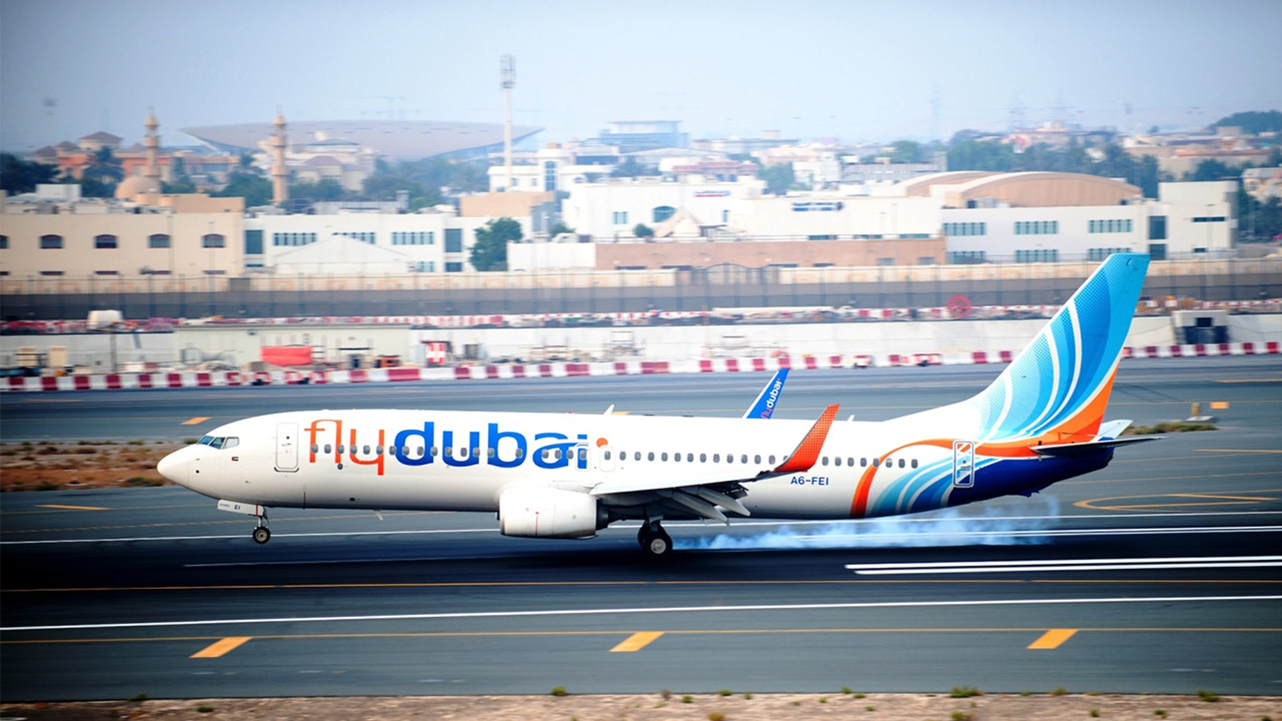 A flydubai pilot caused a significant delay after testing over the legal blood alcohol limit.