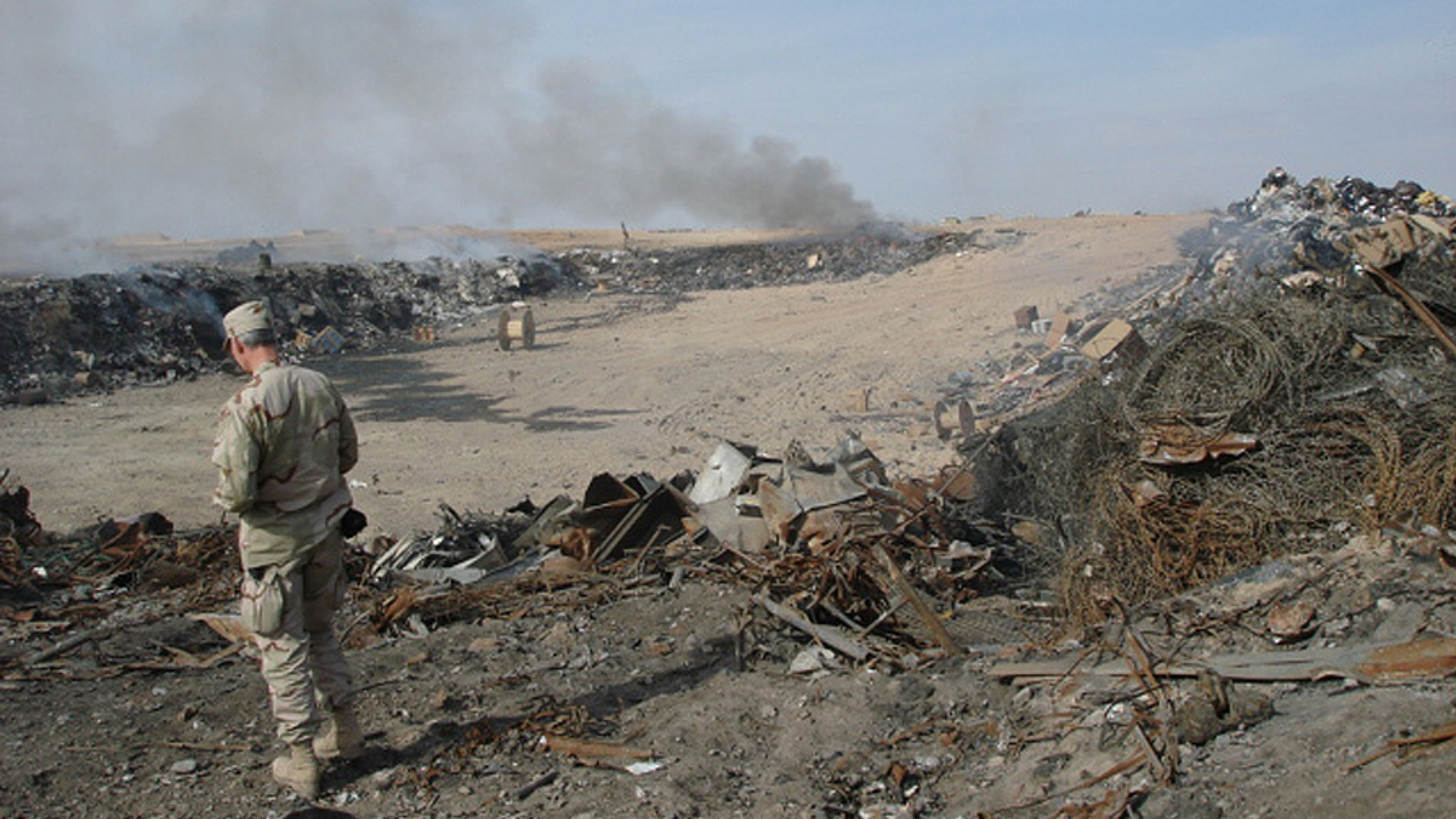 The Supreme Court upheld a recent ruling in the court of appeals that dozens of lawsuits against military contractor Kellogg, Brown, and Root regarding the use of burn pits could not go forward.