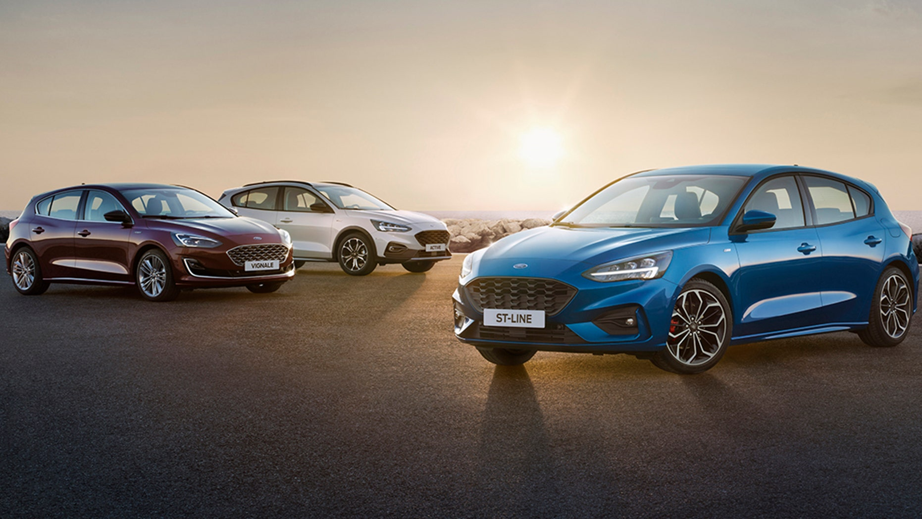 Ford Today Introduces The All New Focus Car For Global Customers Featuring The Latest