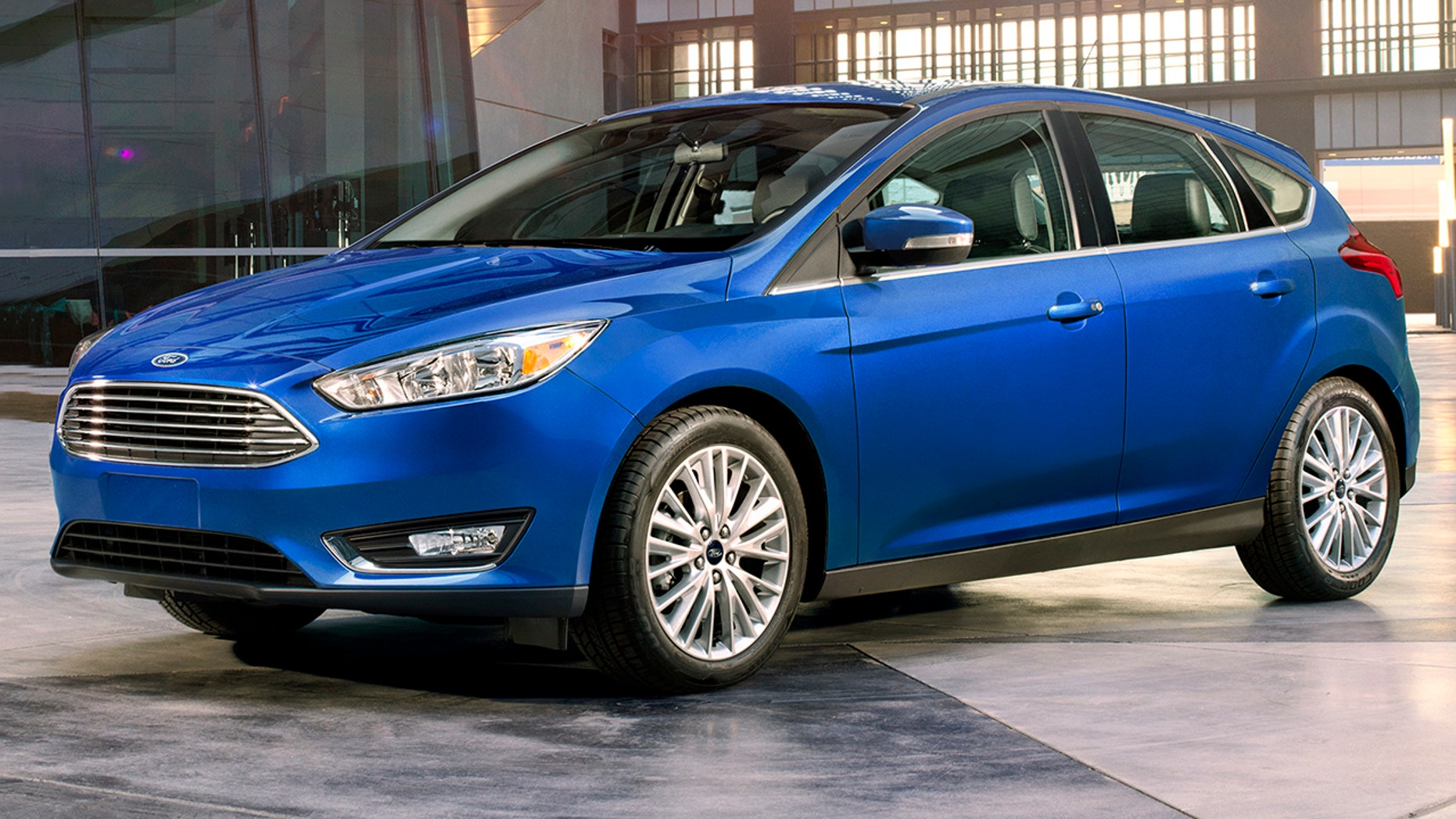 Ford will end production of the Focus this May.
