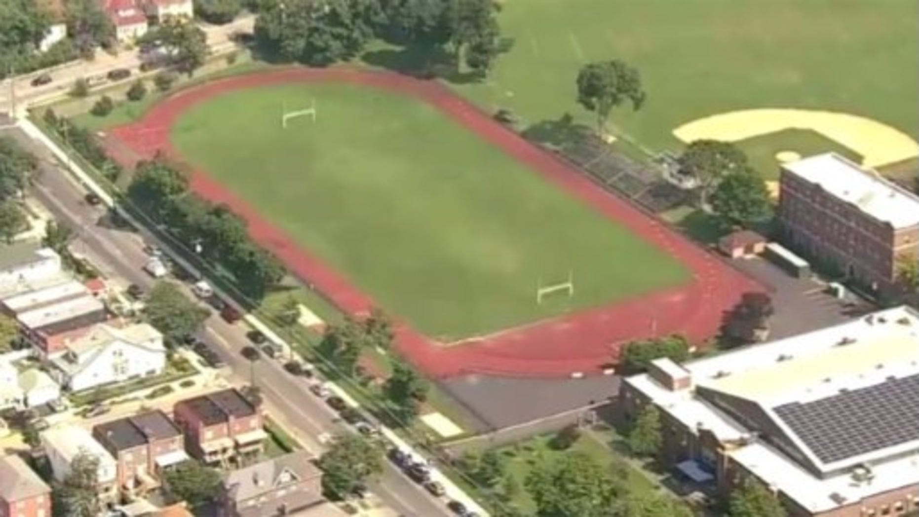 A Bronx teen died on Tuesday during high school football practice.