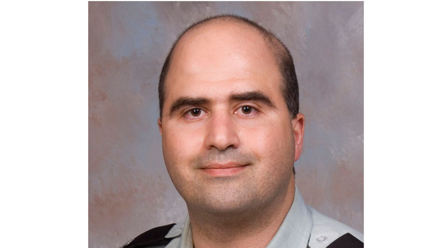 2007 File: Nidal Malik Hasan when he undertook the Disaster and Military Psychiatry Fellowship program. Hasan is charged in the fatal 2009 shooting rampage at Fort Hood.