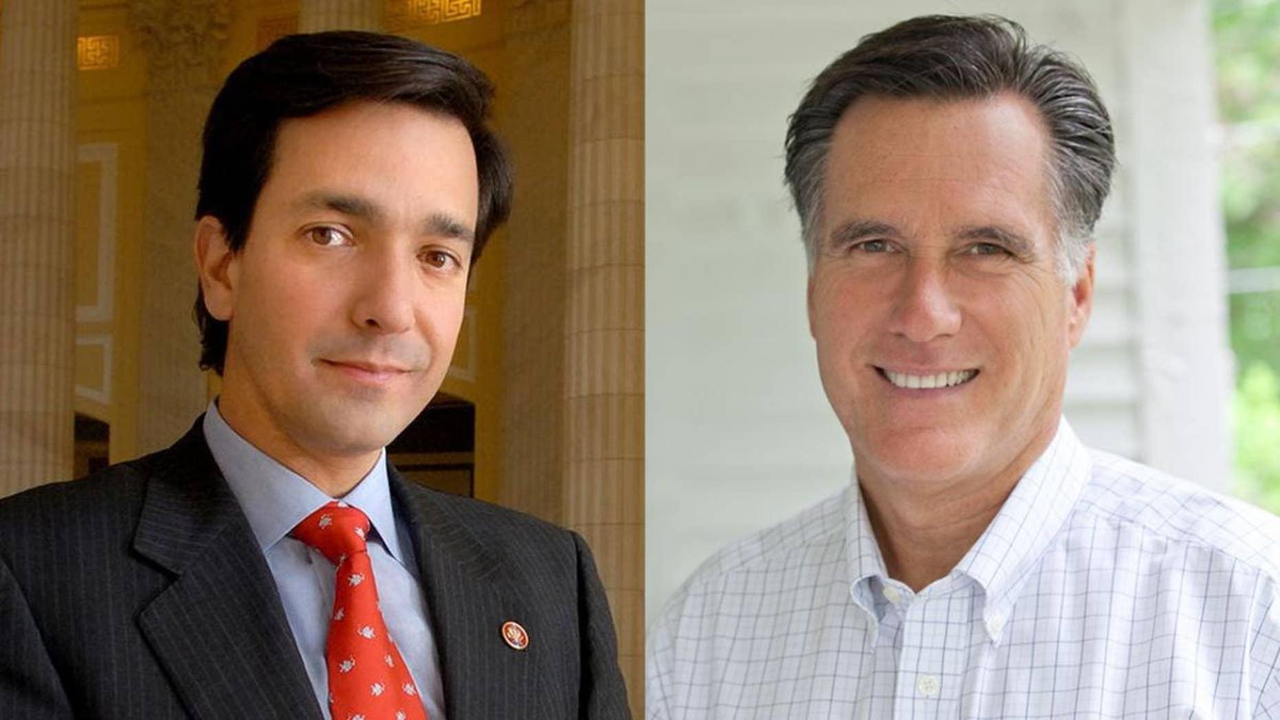 Luis Fortuno/Mitt Romney