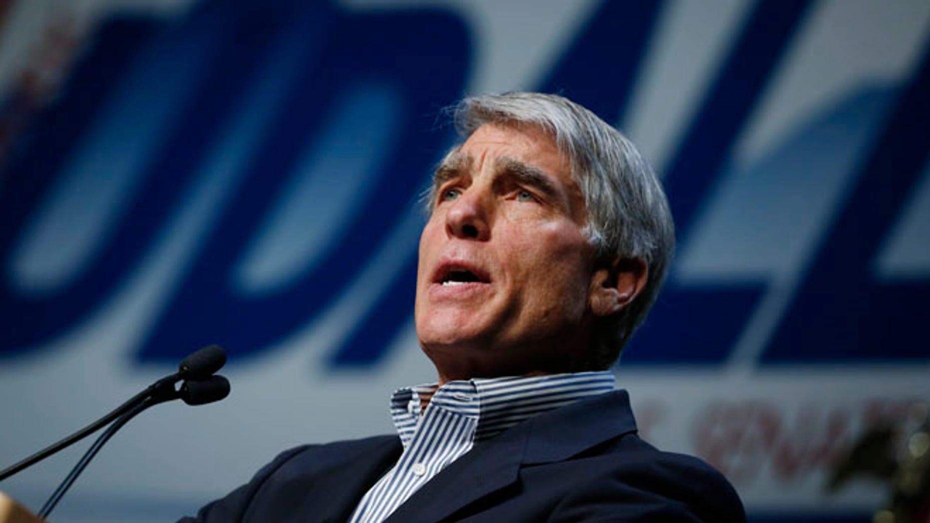 U.S. Sen. Mark Udall, D-Colo.