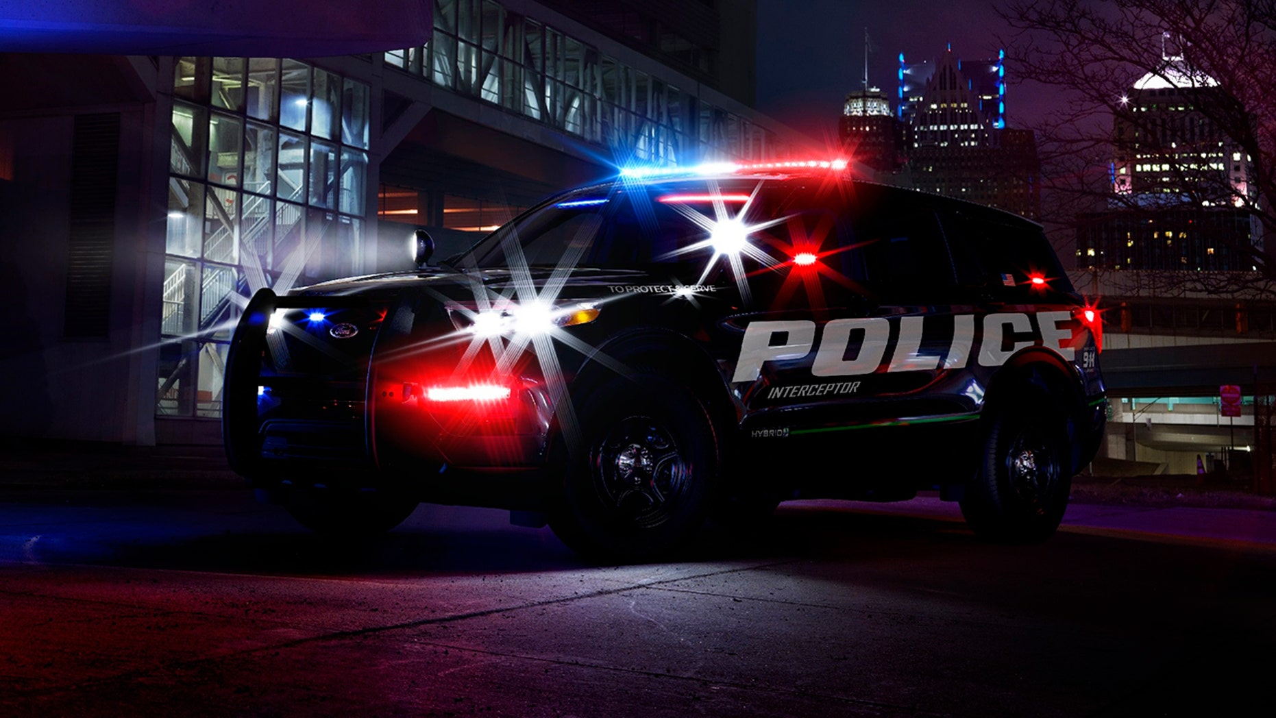 All-New Ford Police Interceptor Utility is purpose-built for law enforcement with a standard hybrid powertrain that doesn't compromise interior space, improves pursuit performance and aims to lower fuel costs, and it comes with standard all-wheel drive