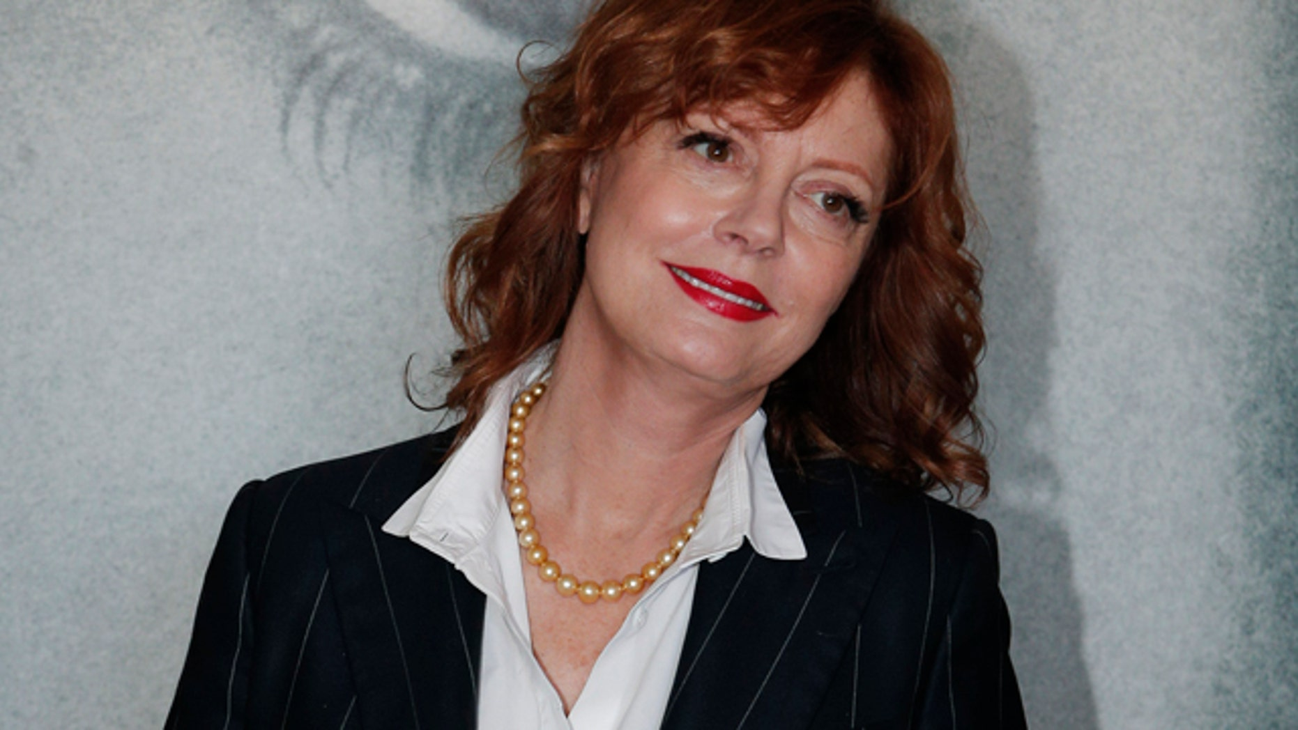 May 15, 2016: Actress Susan Sarandon poses for photographers during a photo call for the Women In Motion Talks at the 69th international film festival in Cannes, France.