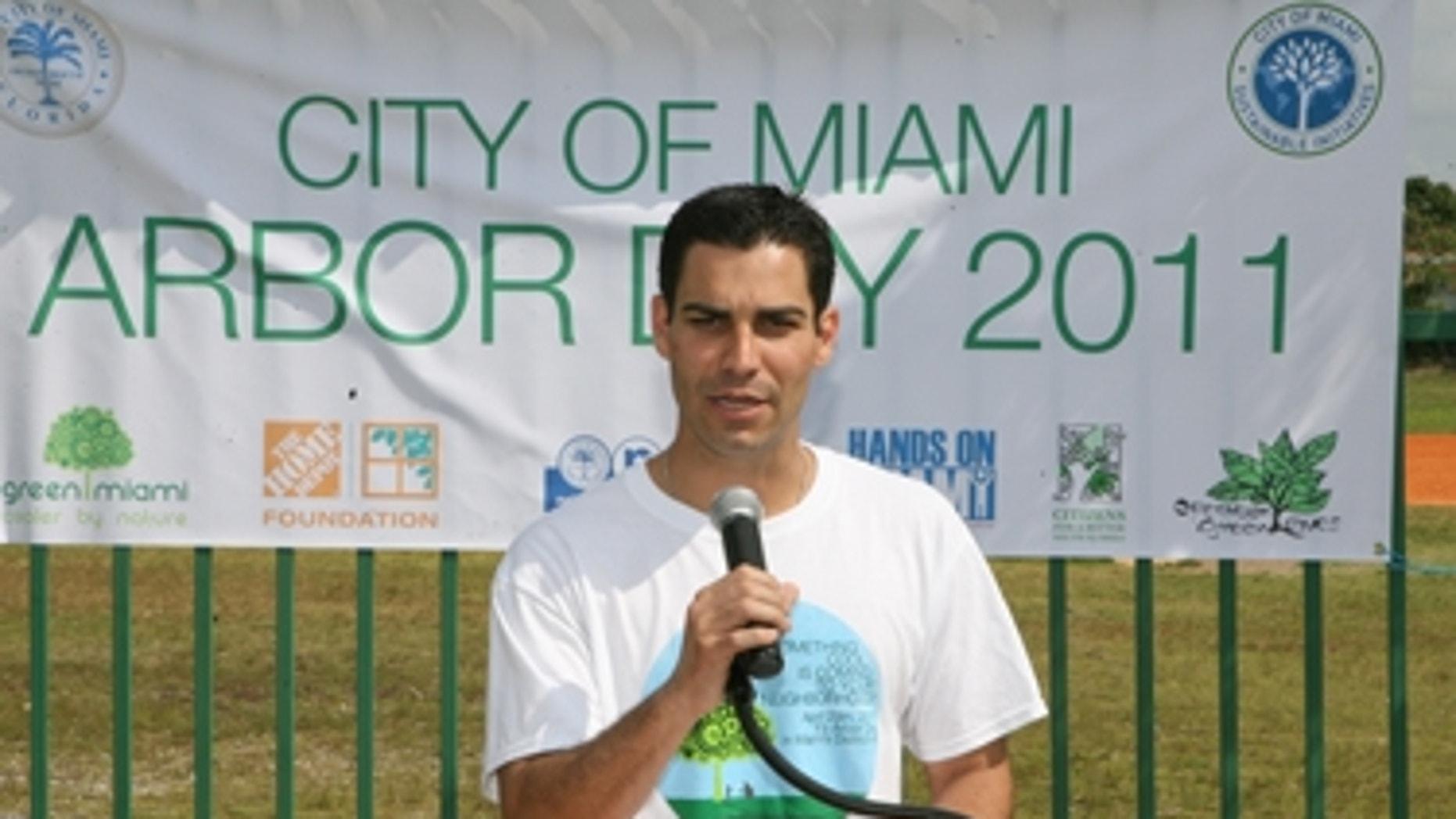 City Commissioner Francis Suarez