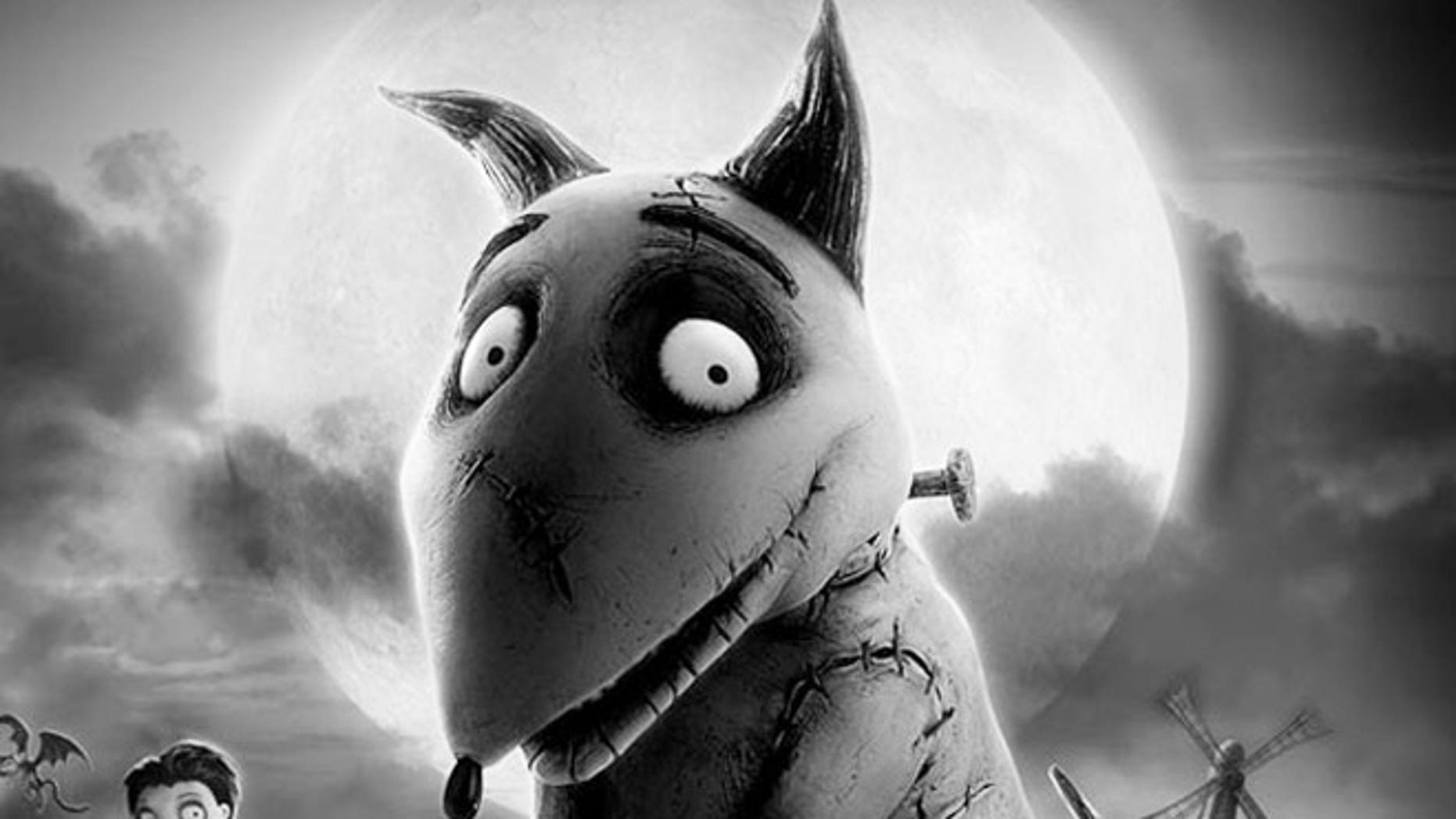 Tim Burton Gets His Ghoul Groove Back With Frankenweenie Fox News