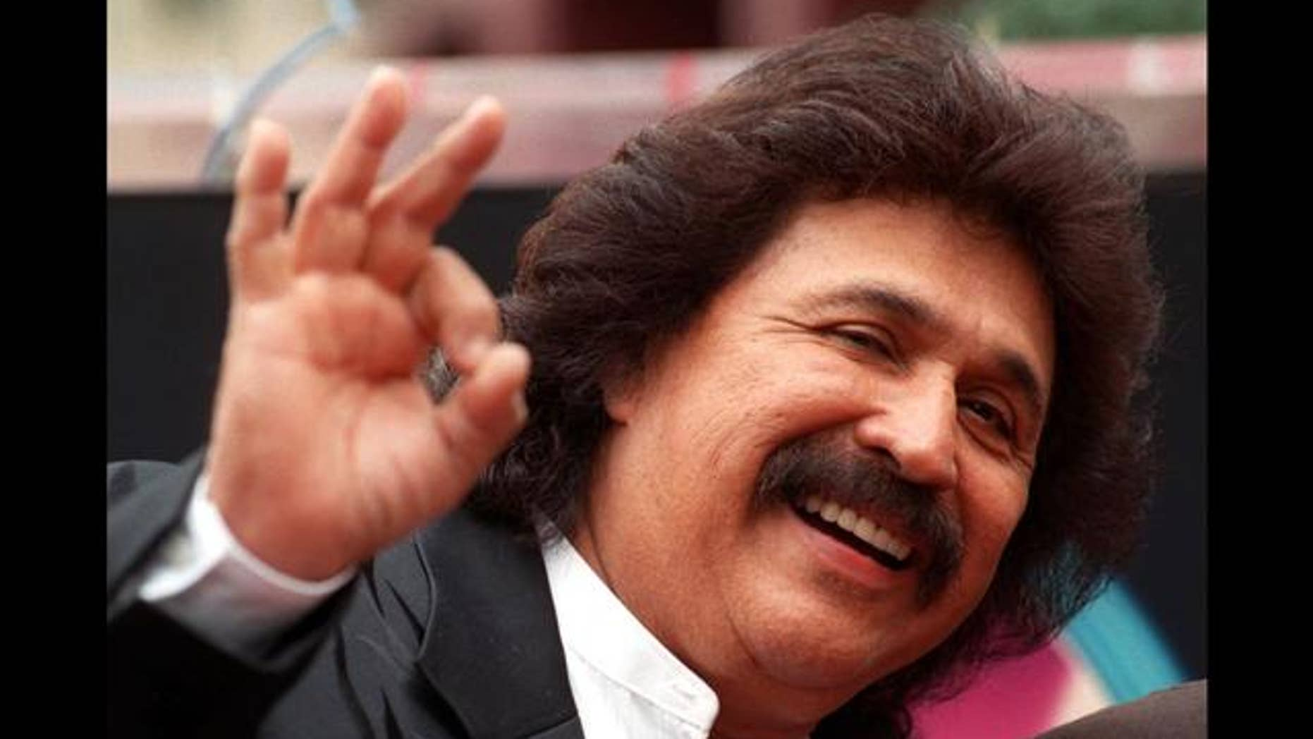 """Late singer Freddy Fender's """"Wasted Days and Wasted Nights"""" was among 25 works to be added to the Grammy Hall of Fame."""