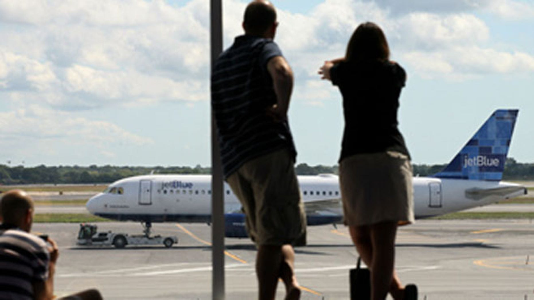 One in 10 travelers on long-haul flights develop symptomless deep-vein thrombosis.