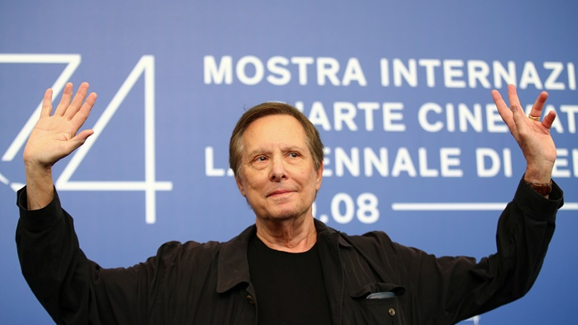 """Exorcist"" director William Friedkin said he filmed a real exorcism for his documentary."