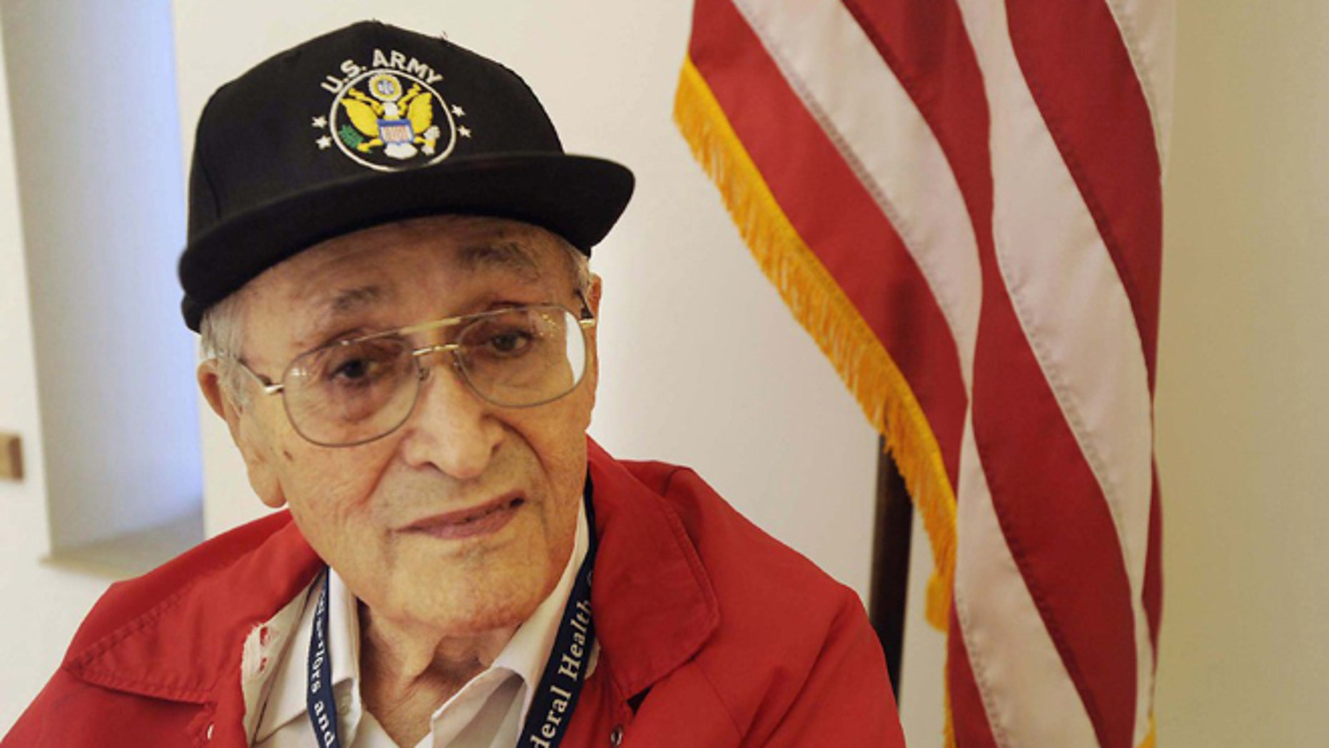 Shown here is the late Stanley Friedman, a World War II veteran who spent decades trying to get VA benefits.