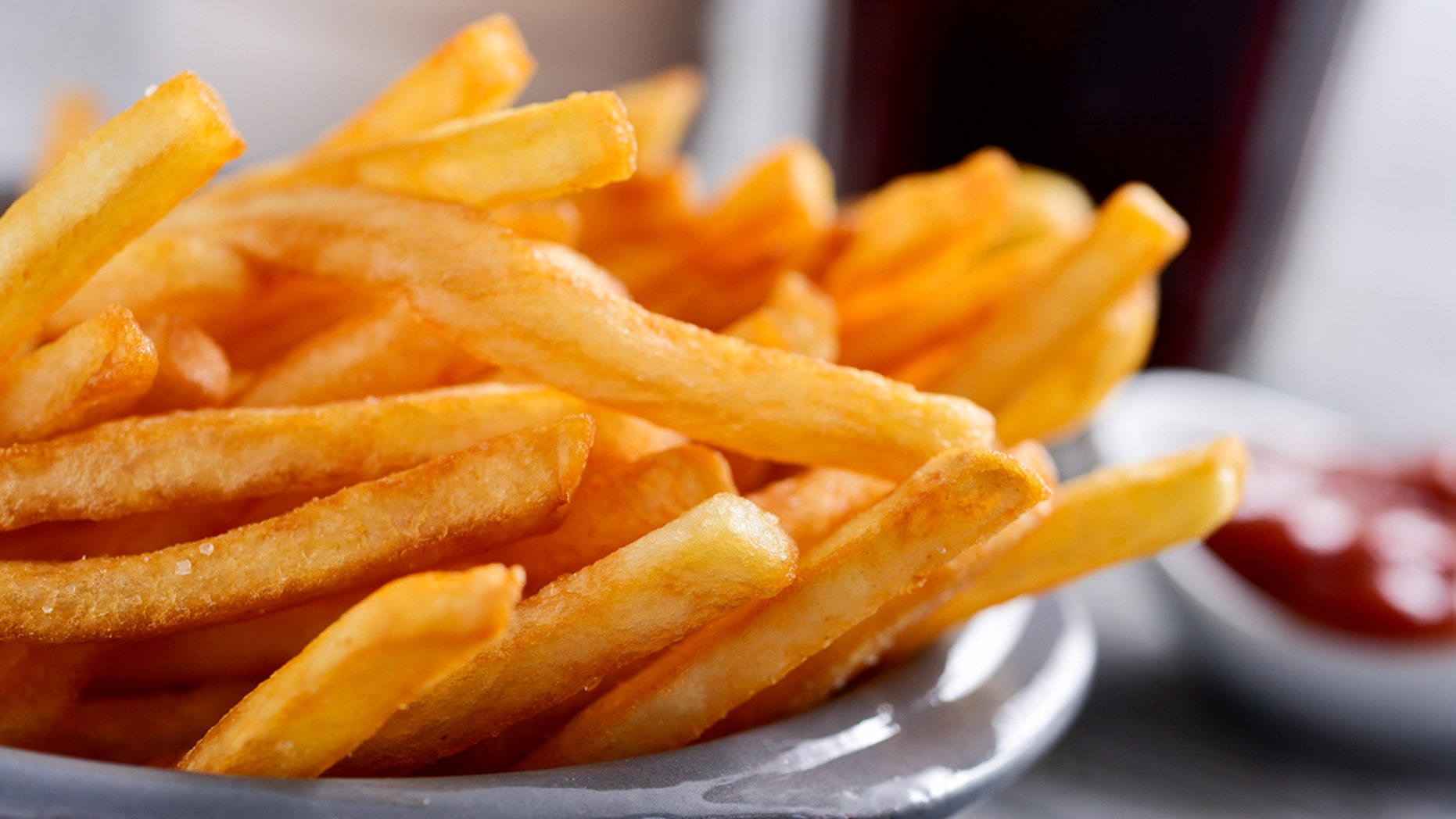 Skip the microwave and try Taste of Home's tried and true method for reheating fries. Just pick up some Mayochup, first.