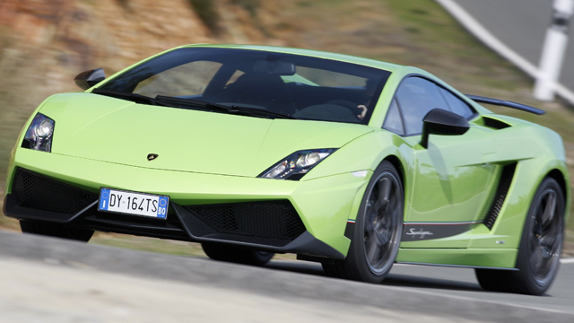 2011 Lamborghini Gallardo Lp570 4 Superleggera Fox News