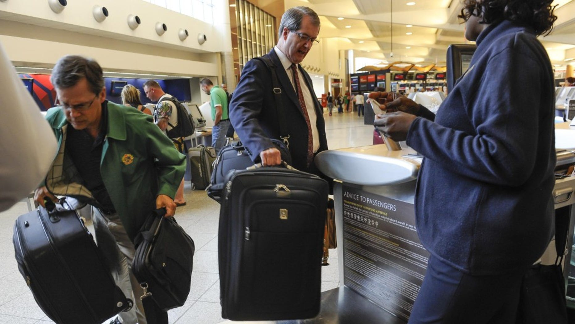 Atlanta Hartsfield Jackson International is still the world's busiest airport.
