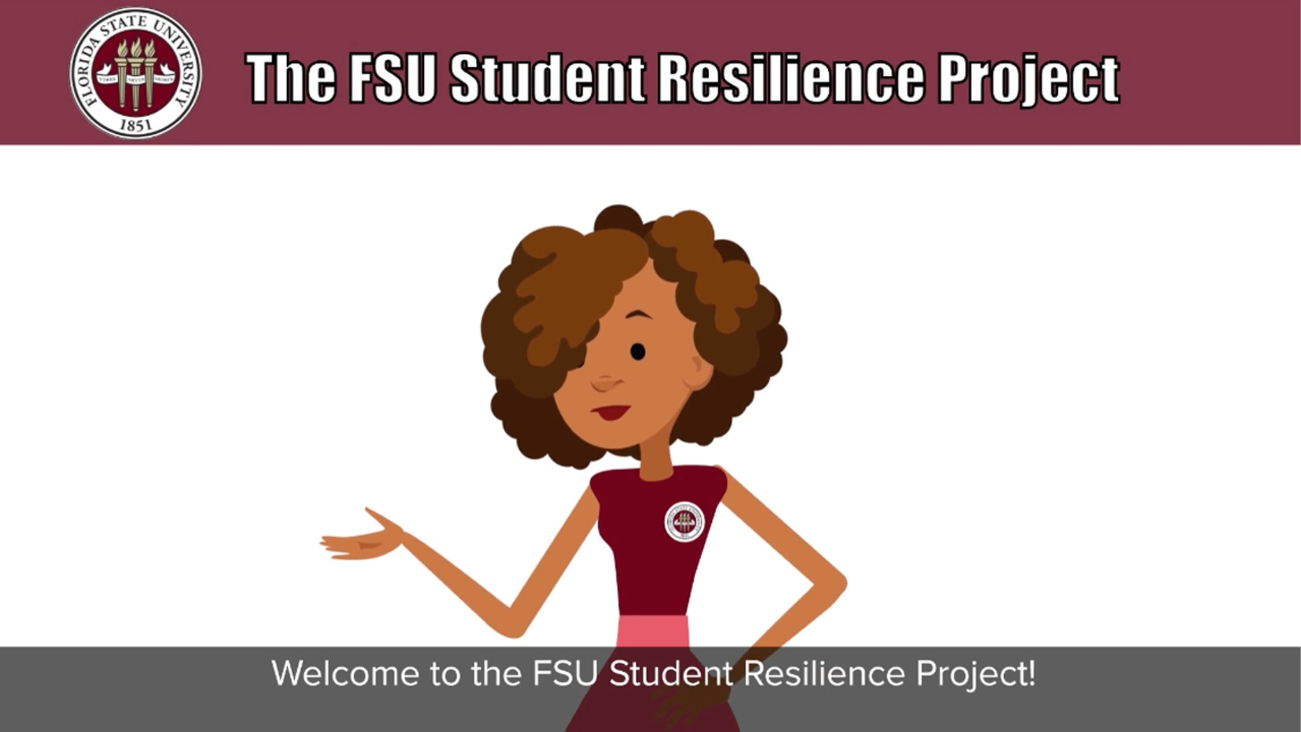 Florida State University's Student Resilience Project is designed to help incoming freshmen deal with college stress, but some students can opt out.