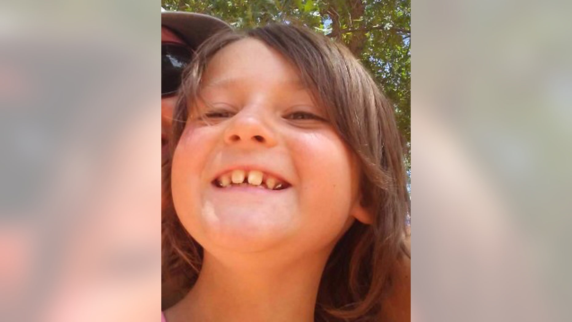 Gabriella Fullerton fell ill after coming into contact with dogs who had been around dirty diapers, her family said.