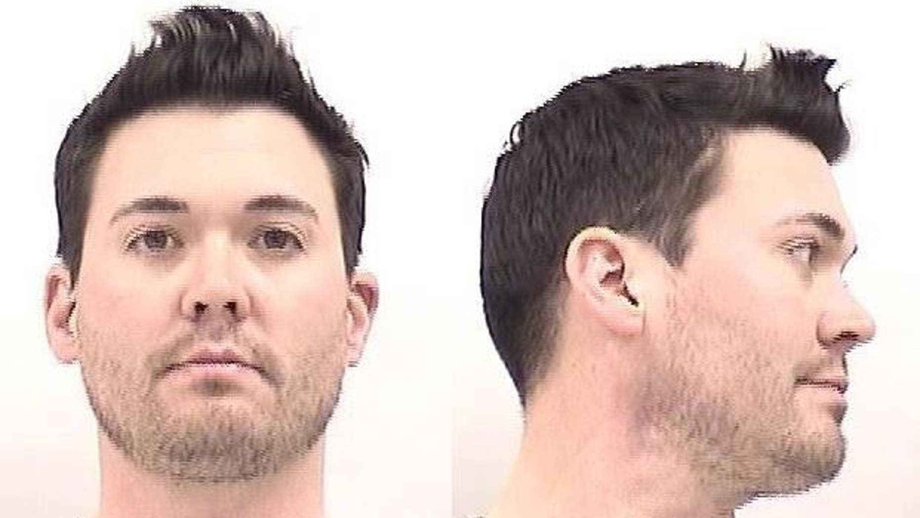 Michael J. Galvin was acquitted by a Colorado jury in the case of a negligent homicide. (Colorado Springs Police Department)