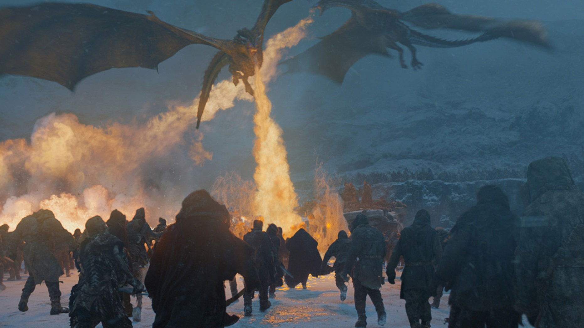 """A scene from HBO's """"Game of Thrones."""""""