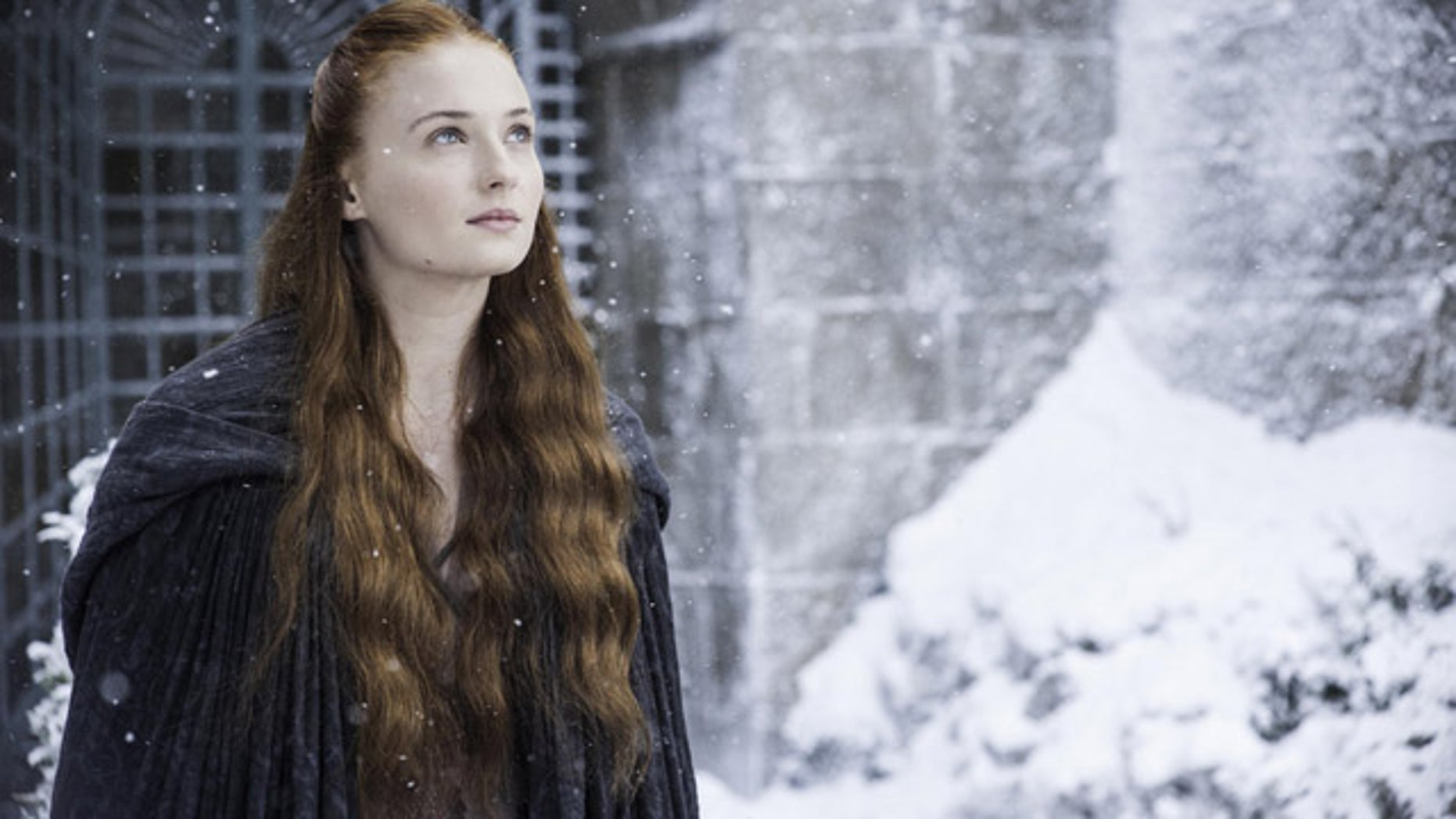 Actress Sophie Turner plays Sansa Stark on 'Game of Thrones' (Courtesy HBO)